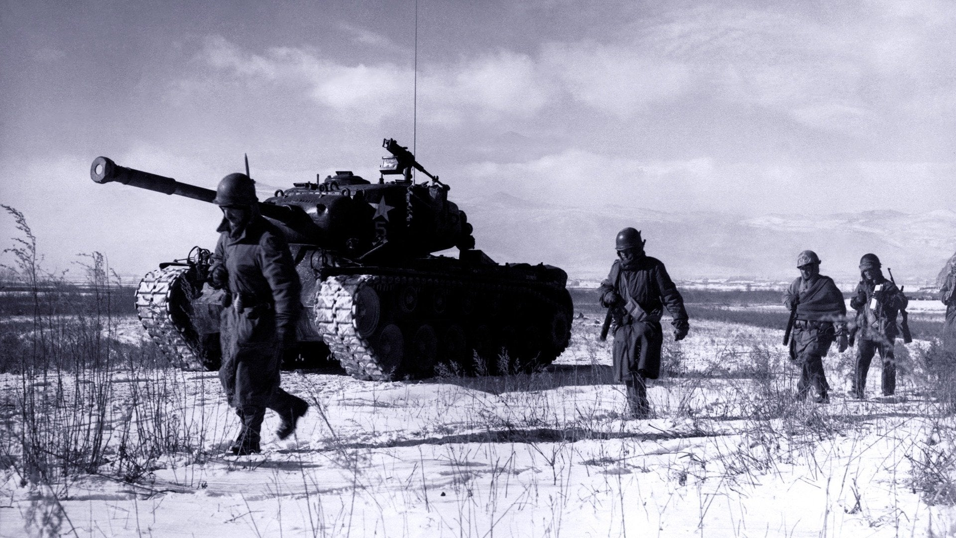 Korean War: Greatest Tank Battles