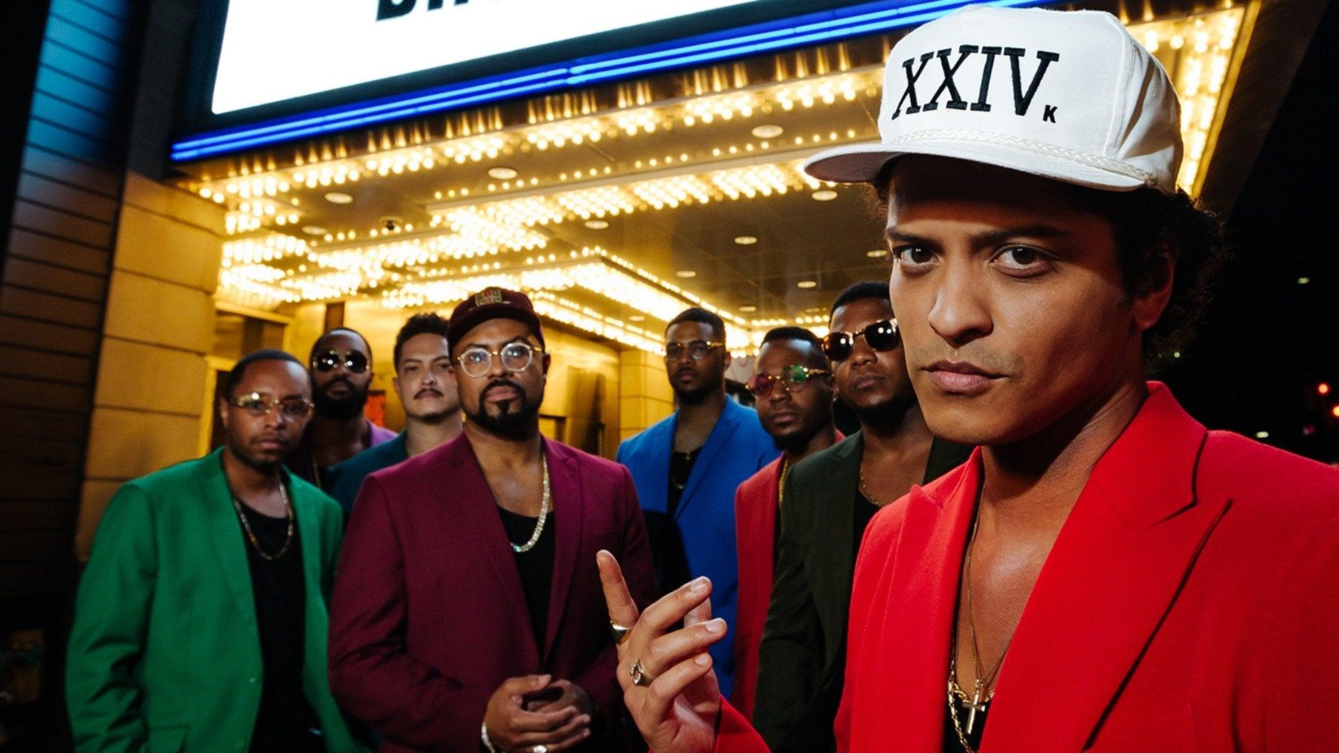 Bruno Mars: 24K Magic Live at the Apollo