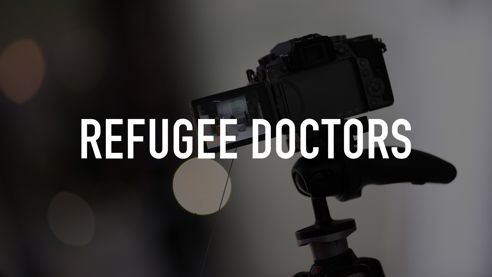 Refugee Doctors