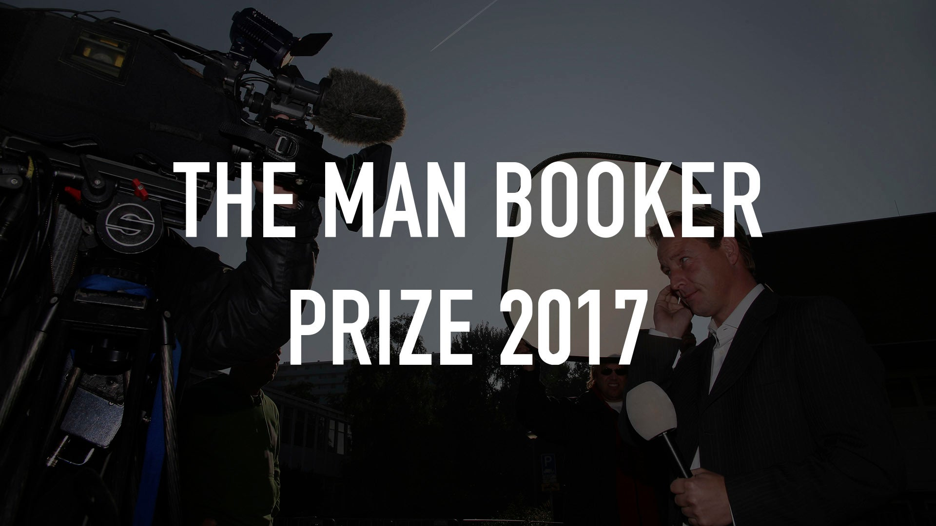 The Man Booker Prize 2017