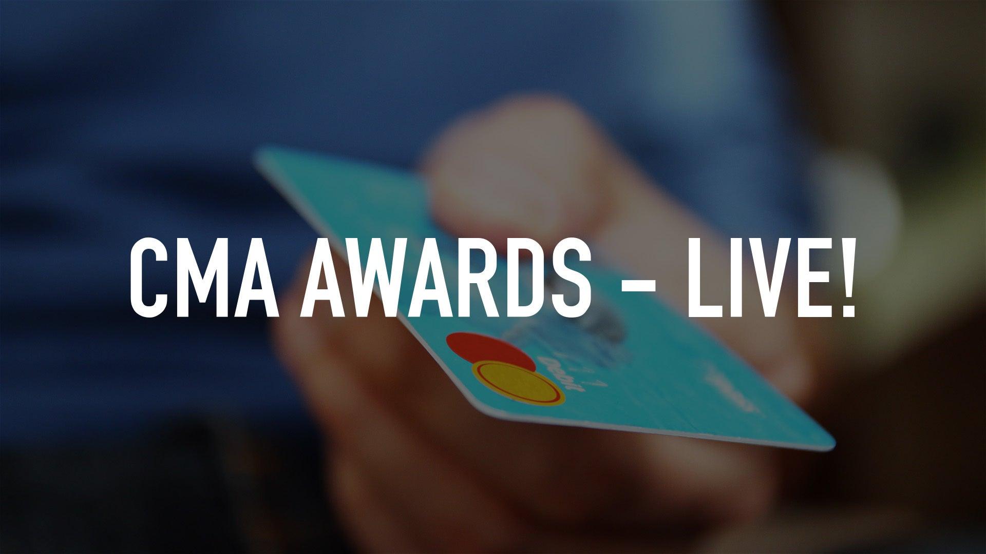 CMA Awards - Live!