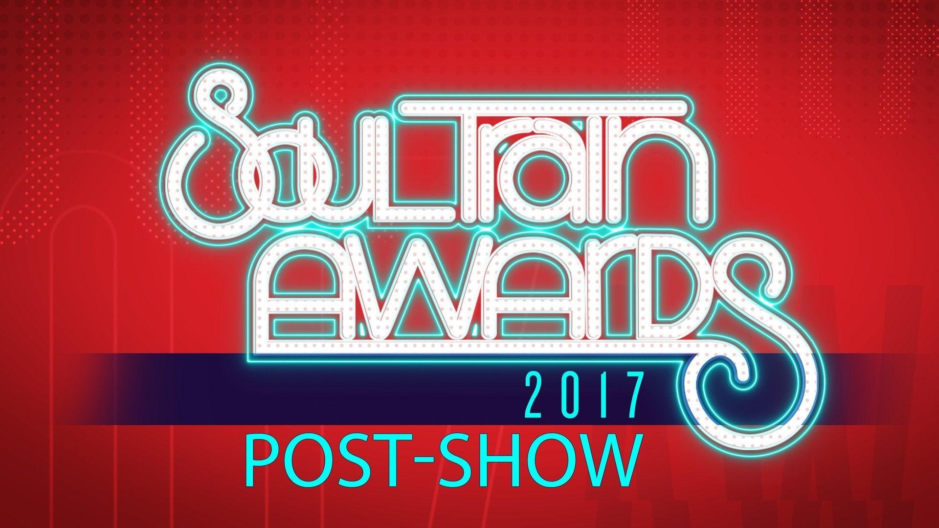 2017 Soul Train Awards Post-Show