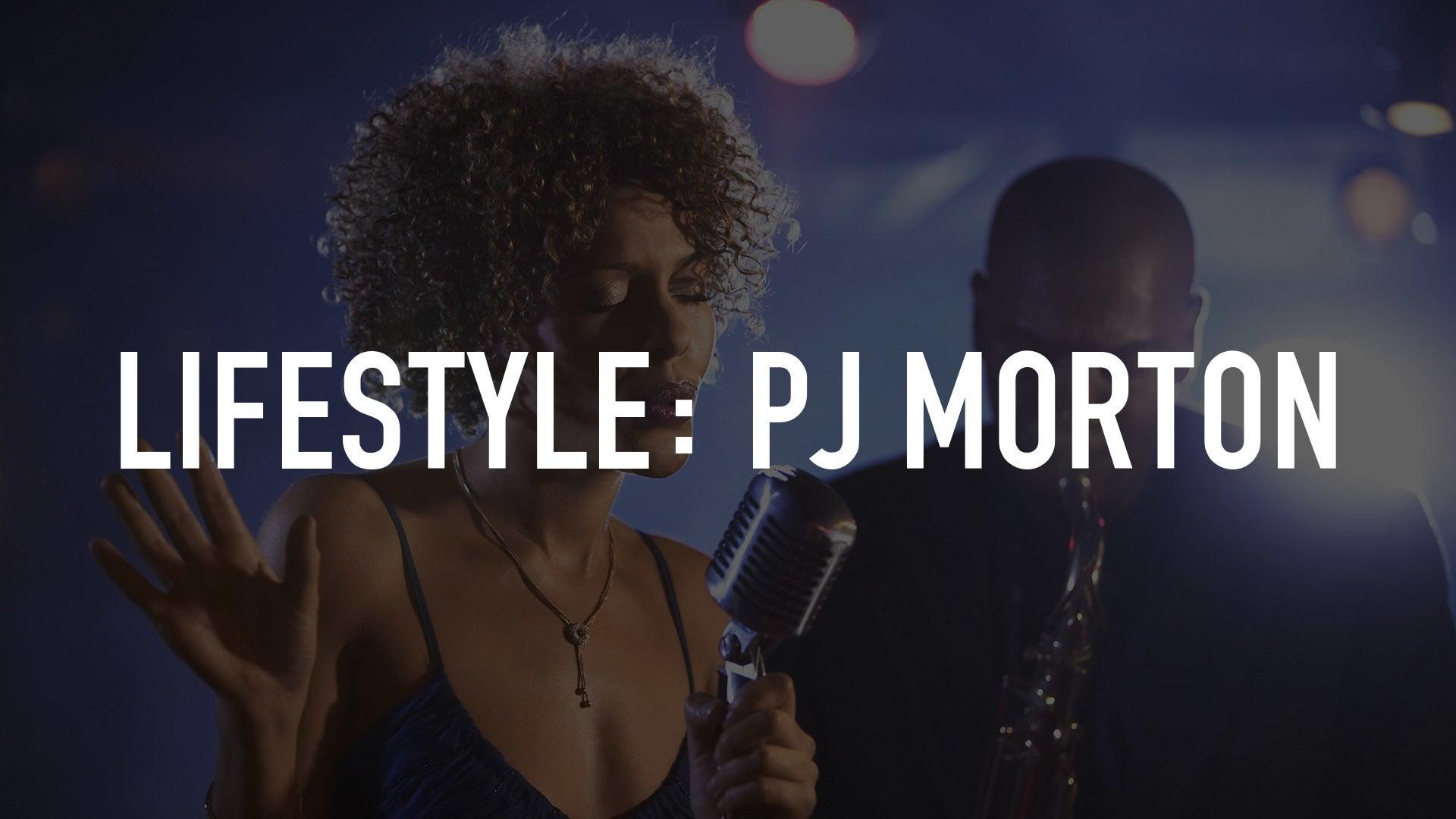 Lifestyle: PJ Morton