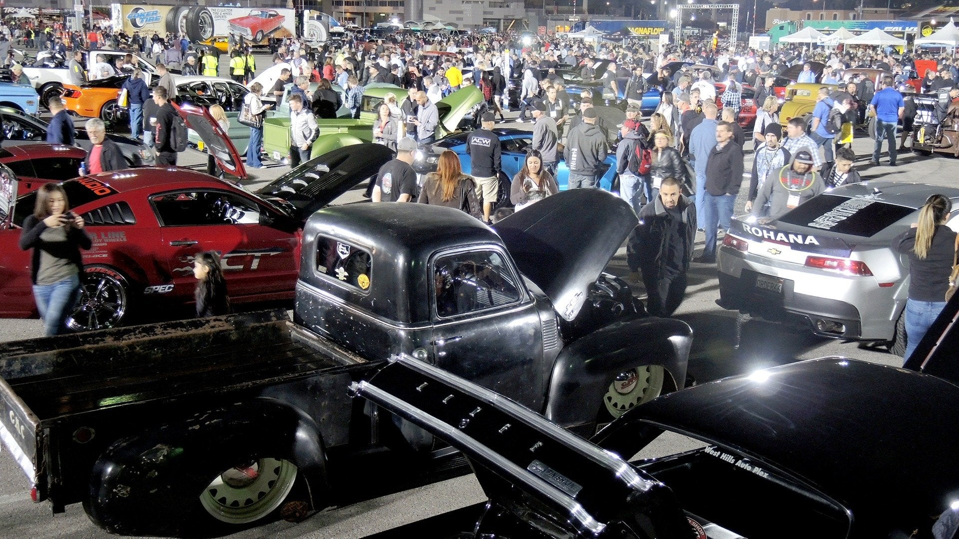 SEMA: Battle of the Builders 4