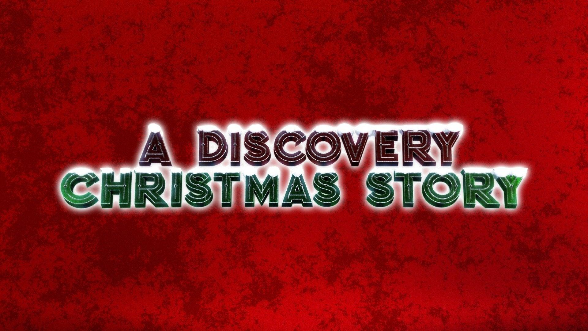 A Very Discovery Christmas