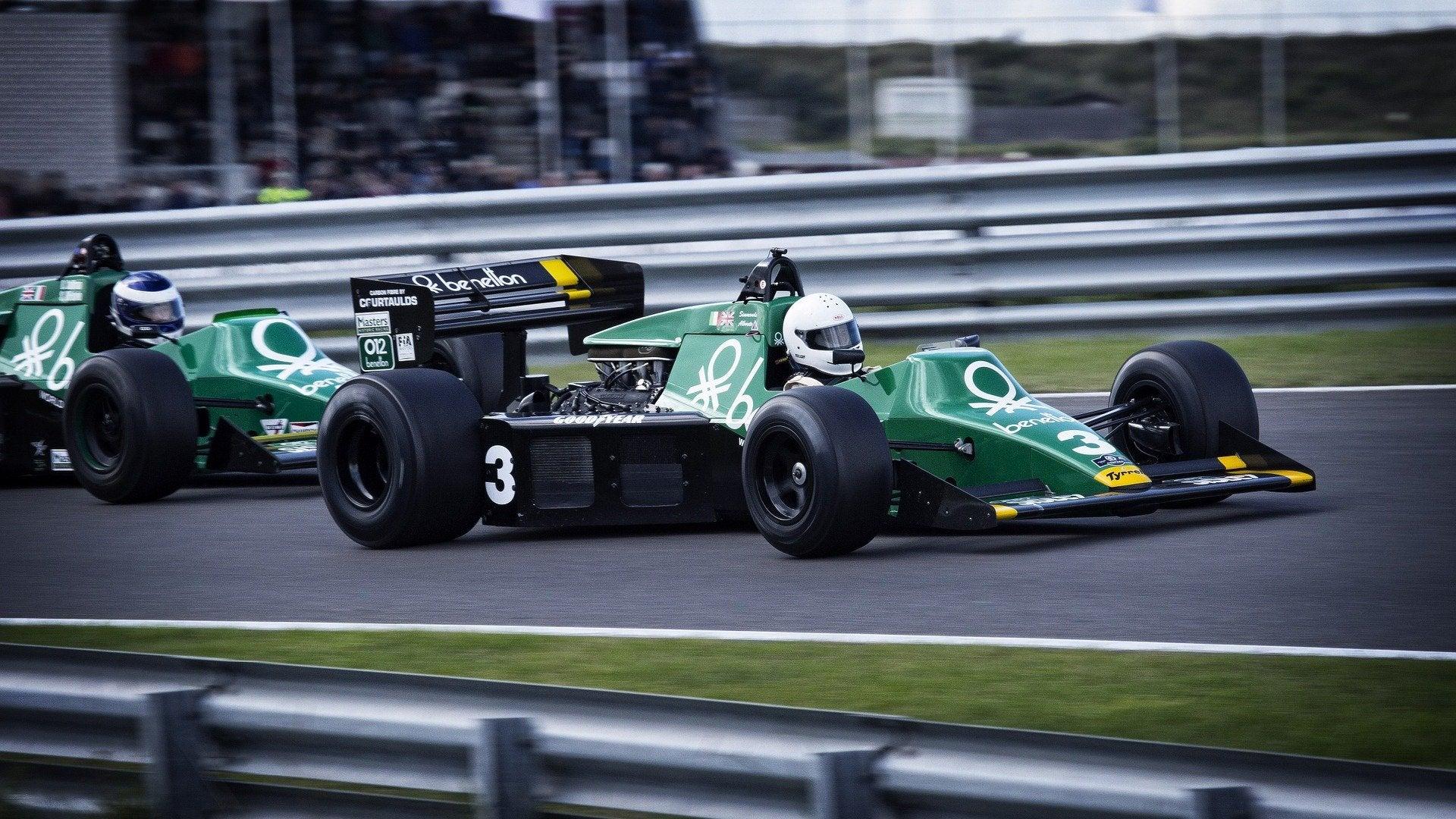 The ChampCar Grand Prix