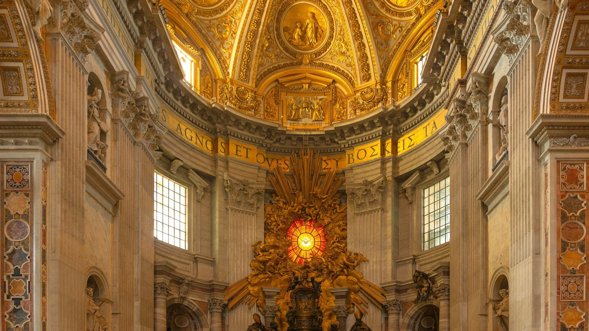 Unlocking the Secrets of The Vatican
