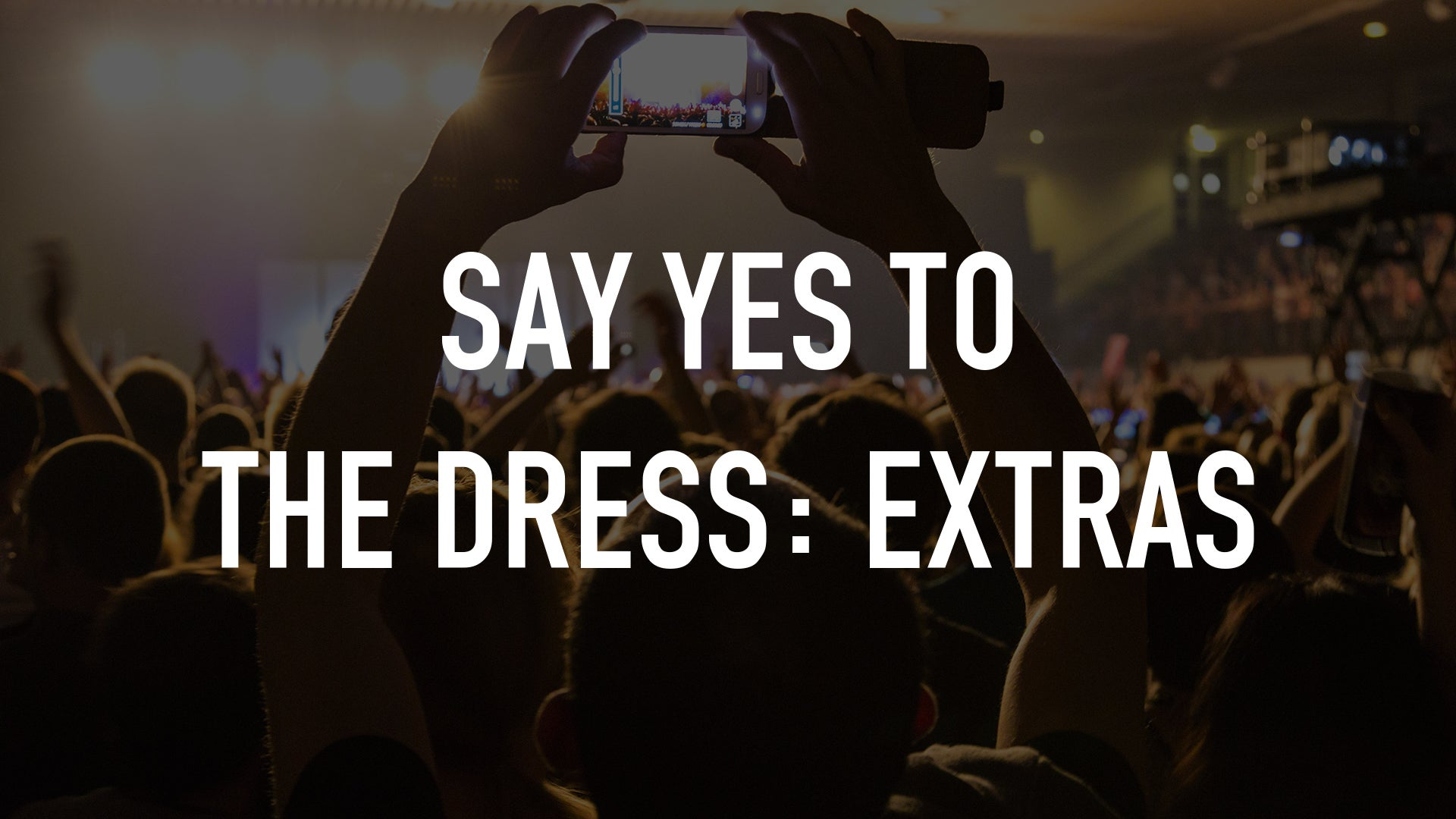 Say Yes to the Dress: Extras