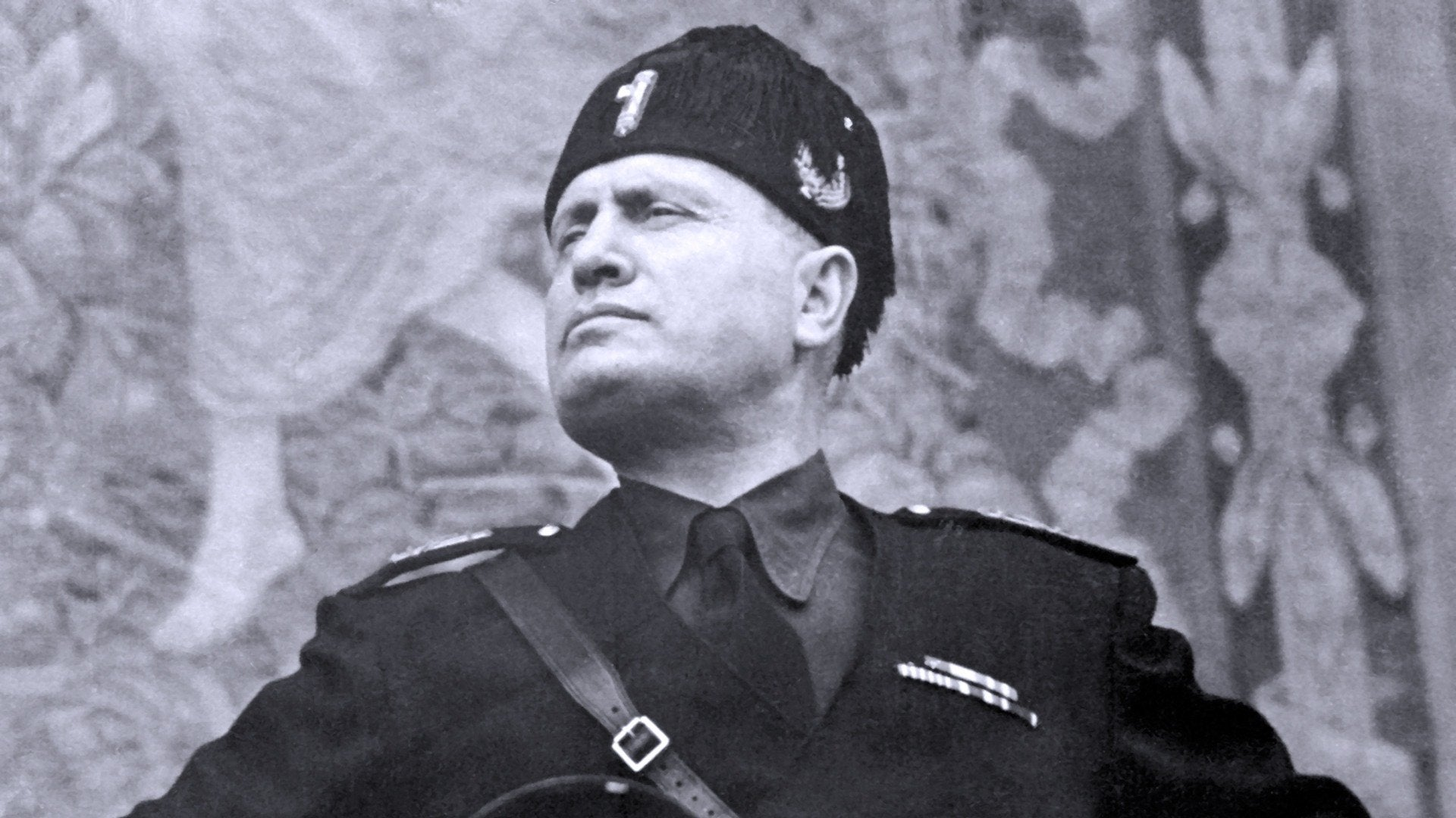 The Death of Mussolini