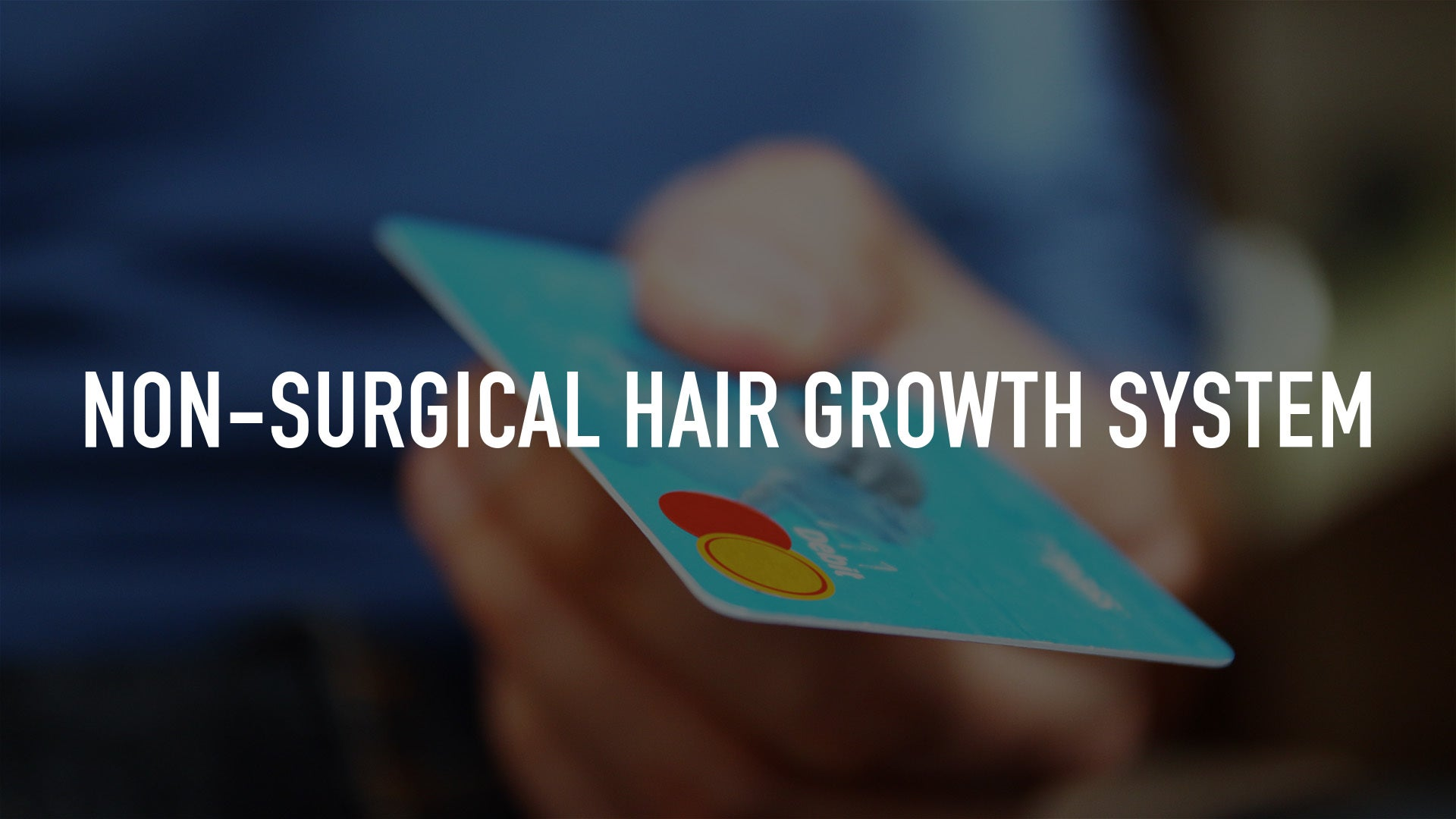 Non-Surgical Hair Growth System