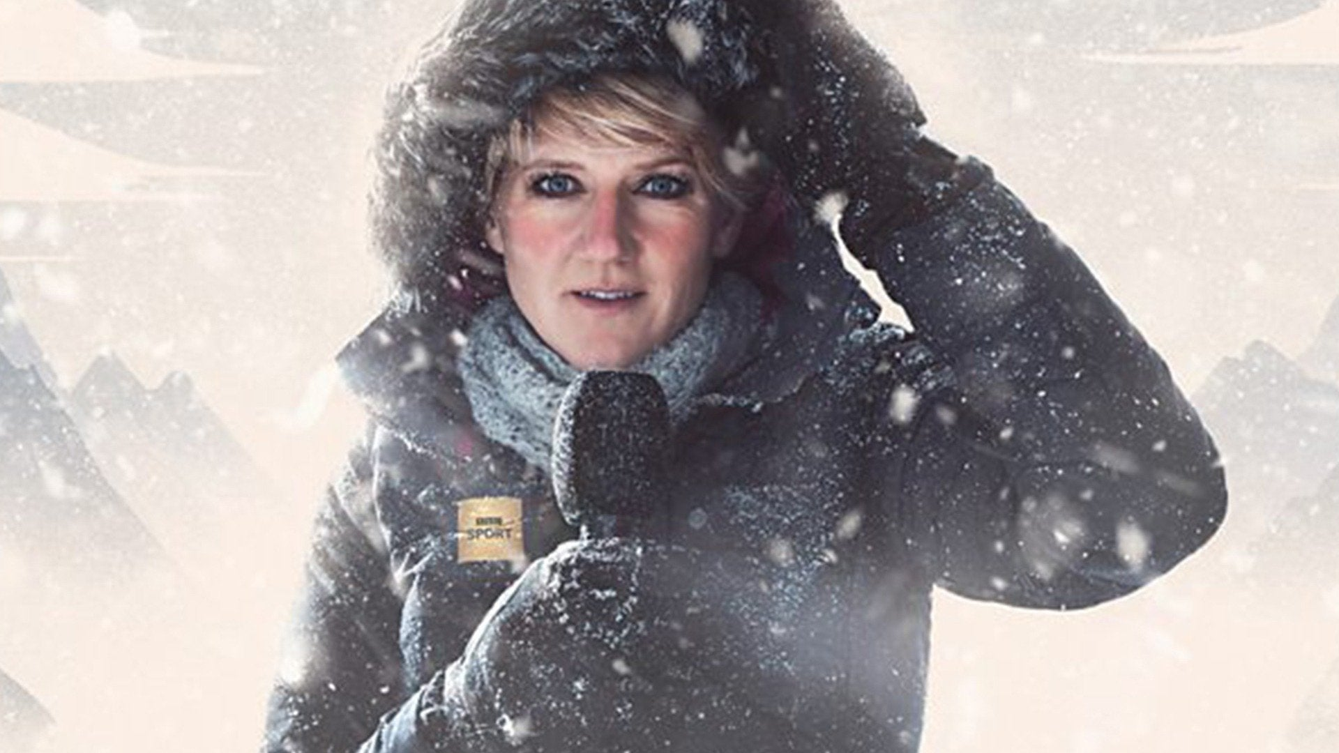 Clare Balding's Road to the Winter Games