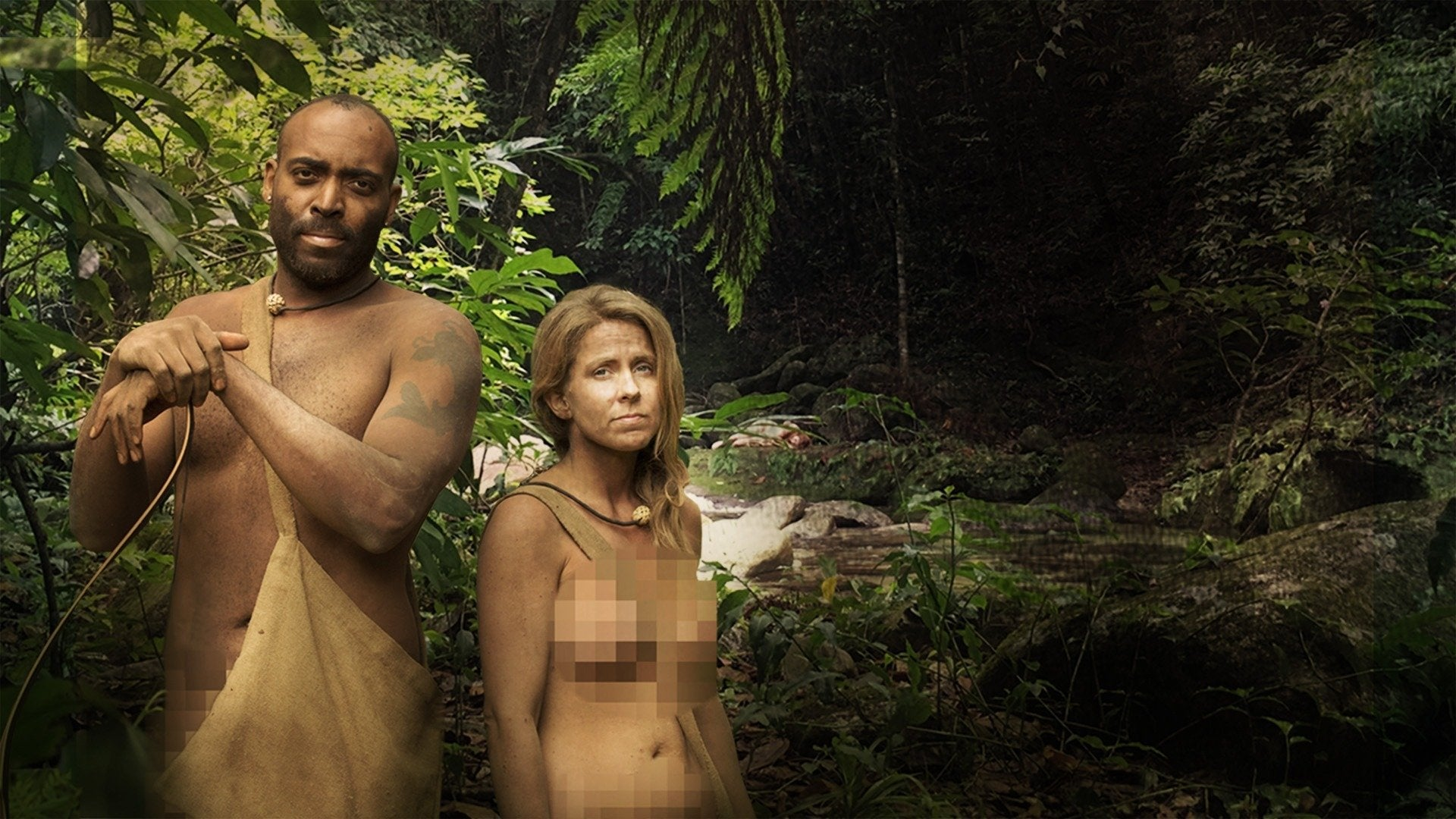 Naked and Afraid: Dangerous Delicacies