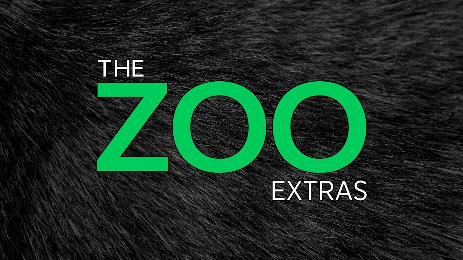 The Zoo: Extras