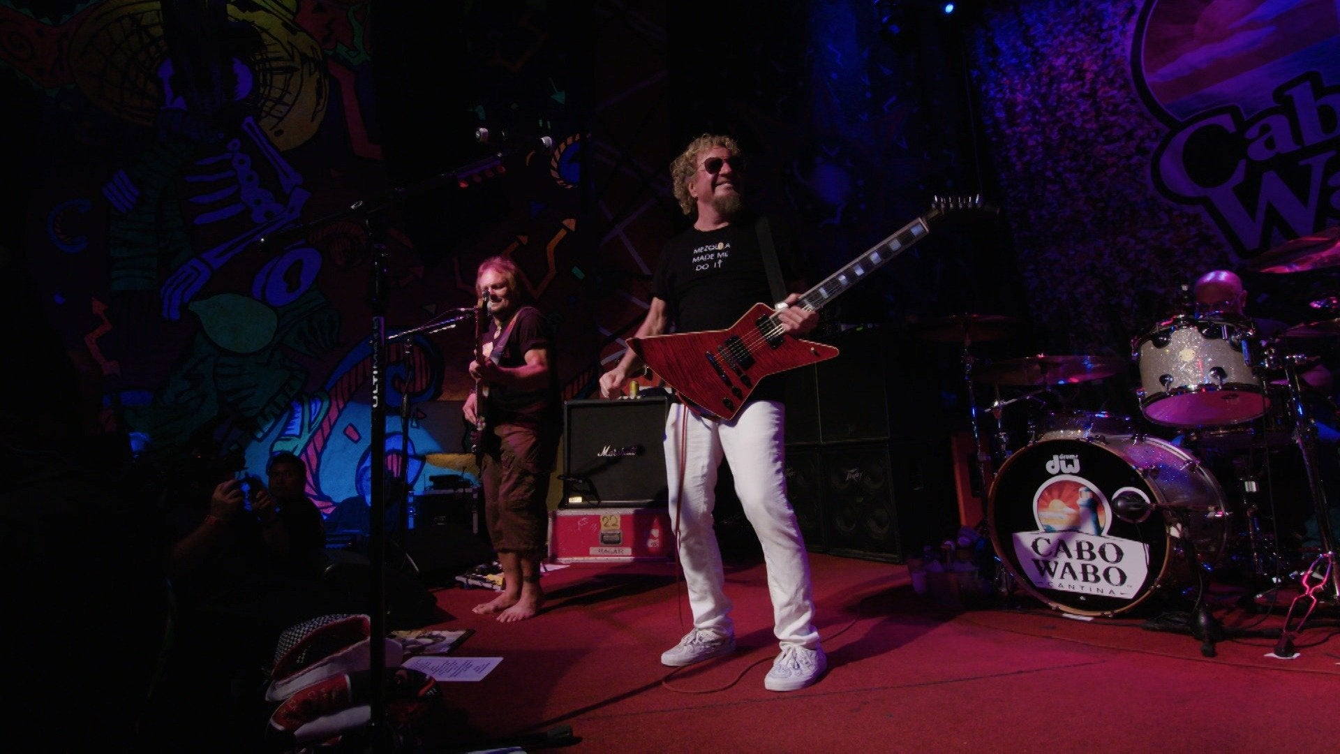 Red 'Til I'm Dead: Sammy Hagar's Rock-N-Roll Birthday Bash
