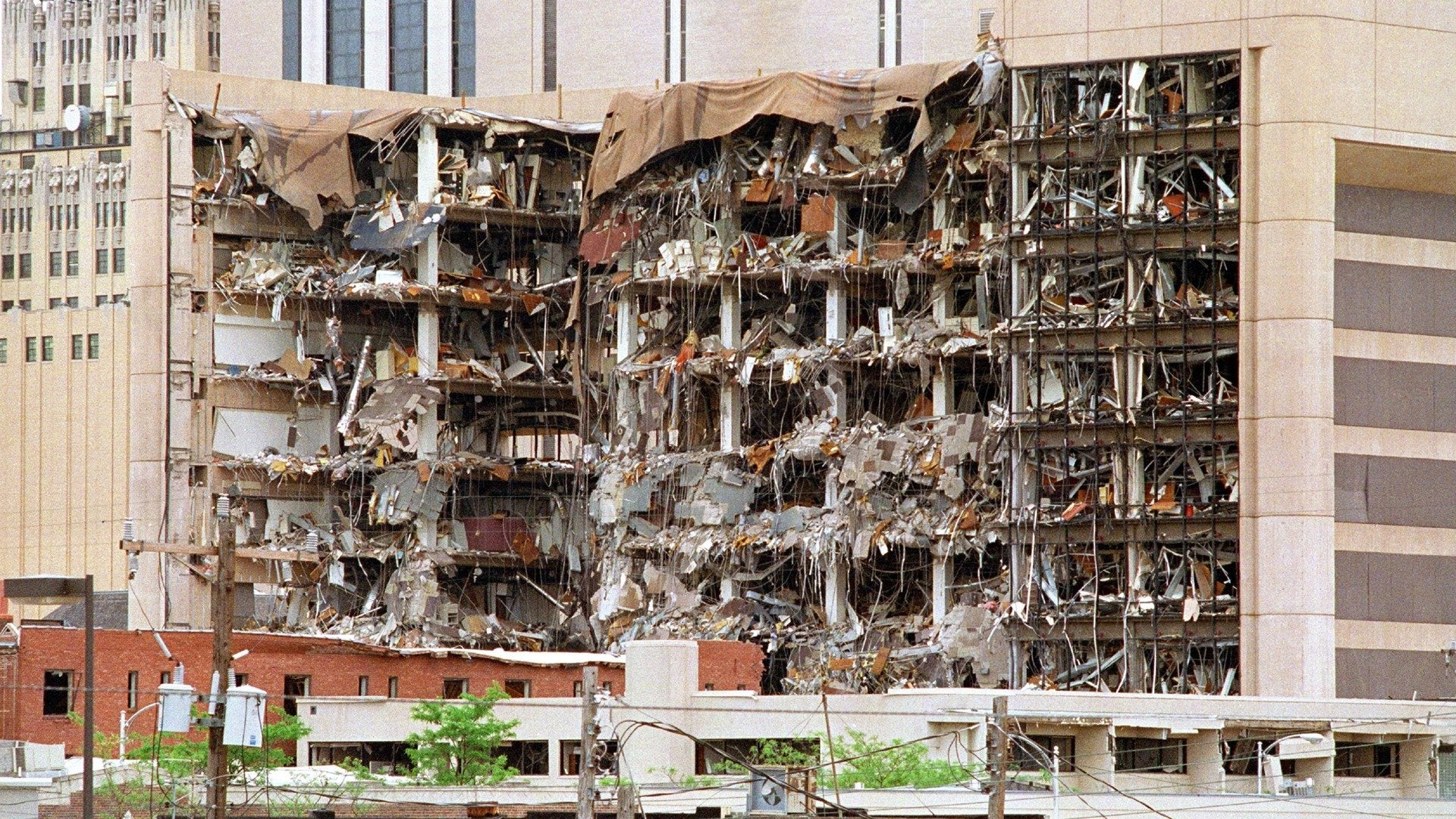 Days That Shaped America: Oklahoma City Bombing