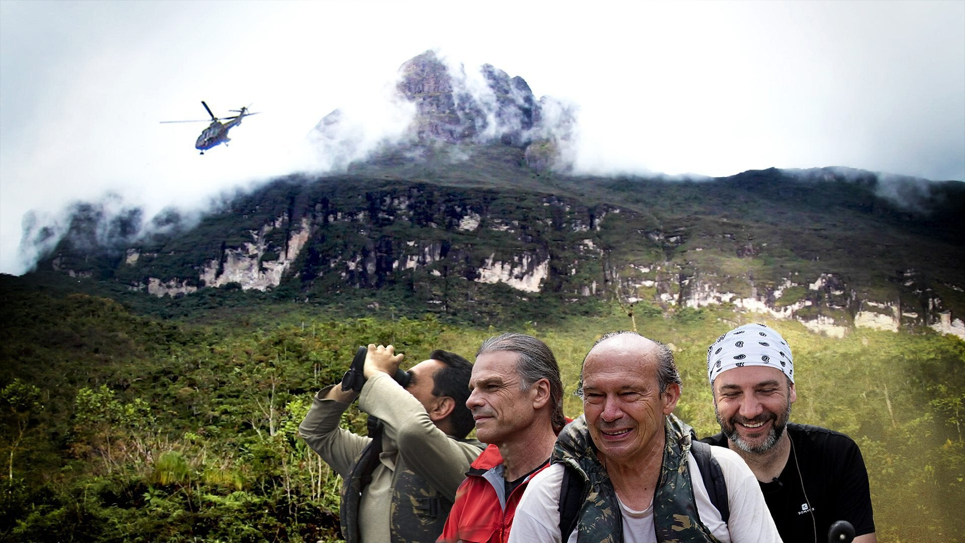 Amazon Explorers - Into the Peak of Mist