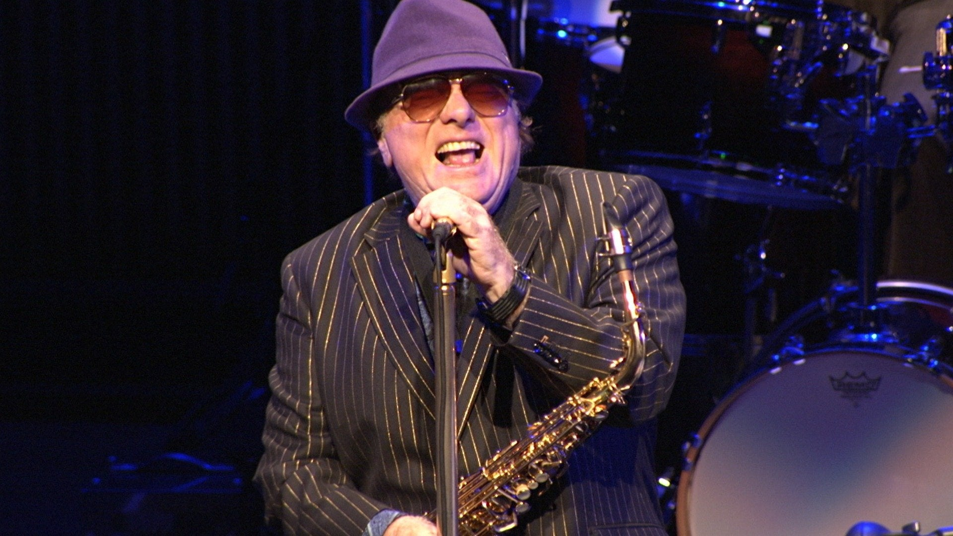 Van Morrison -- Live at the San Francisco Jazz Center