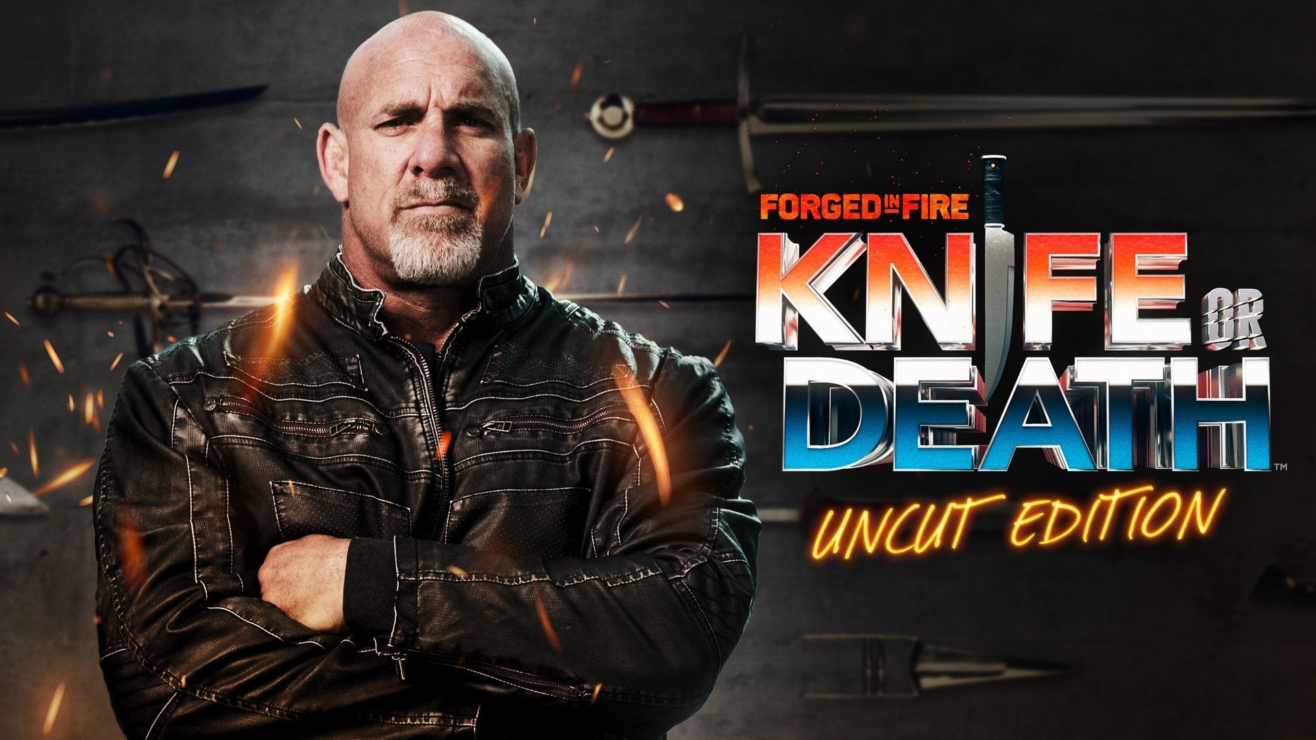 Forged in Fire: Knife or Death Uncut Edition
