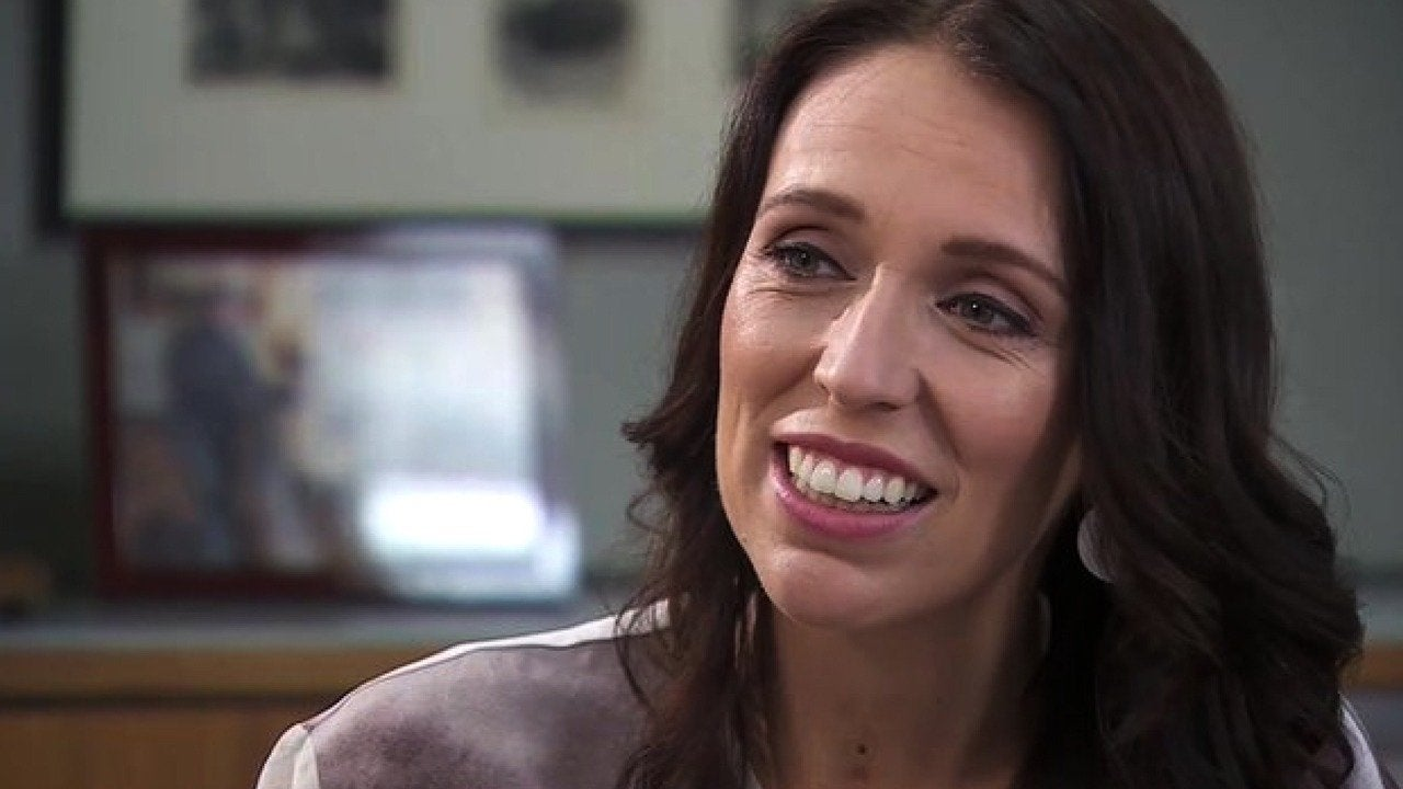 Jacinda Ardern Interview
