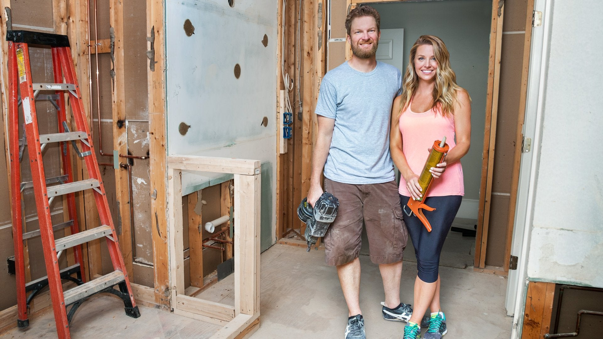 Renovation Realities: Dale Jr. & Amy