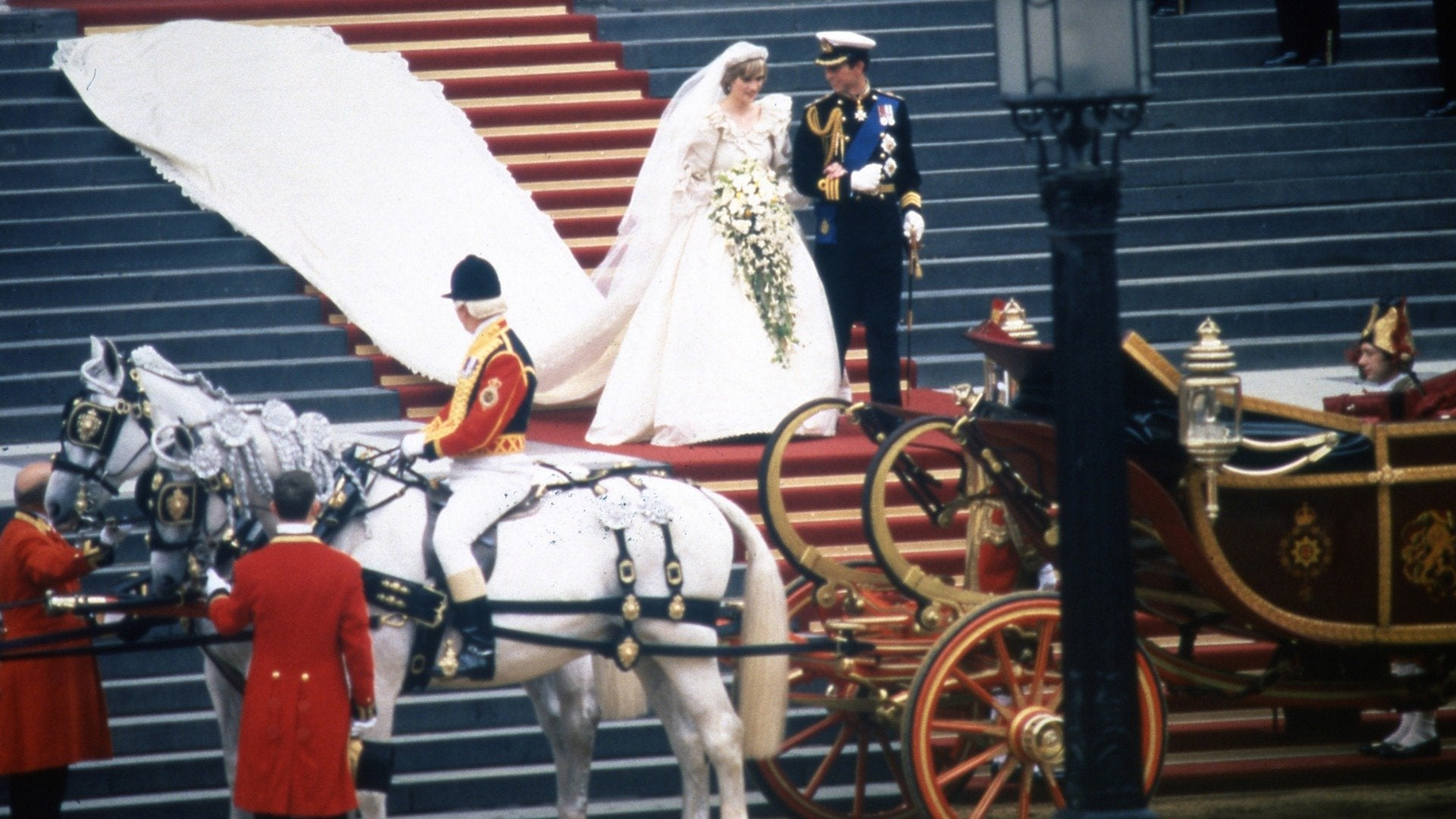 The Royal Wedding: Charles and Diana