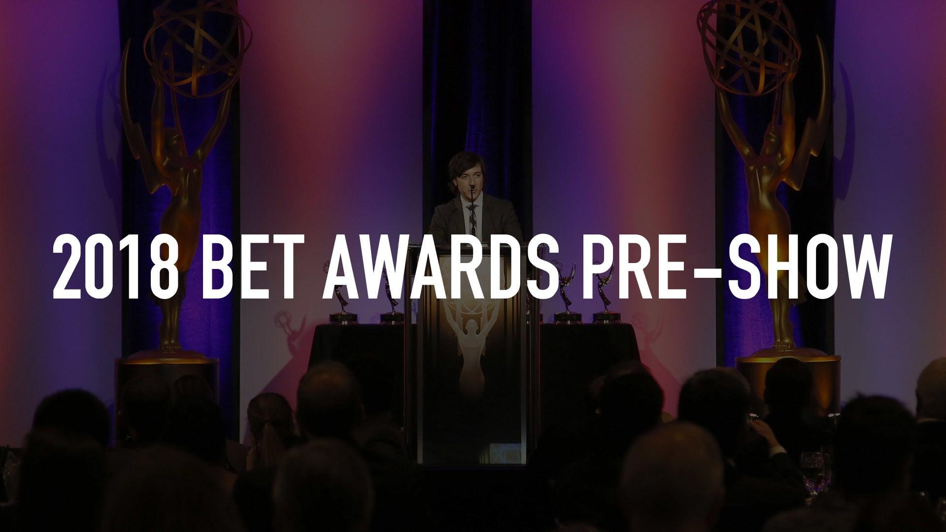 2018 BET Awards Pre-Show