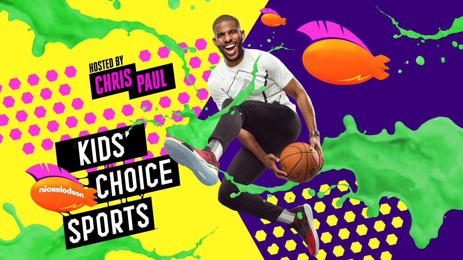 Kids' Choice Sports 2018