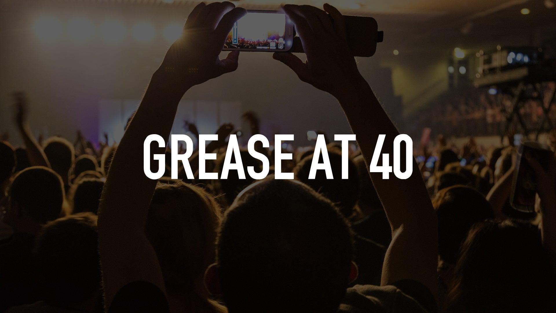 Grease at 40