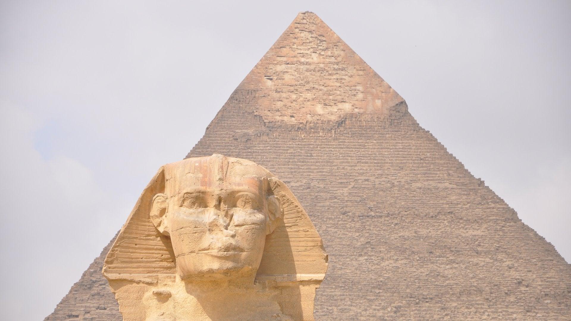 Egypt's Great Pyramid: The Secret History