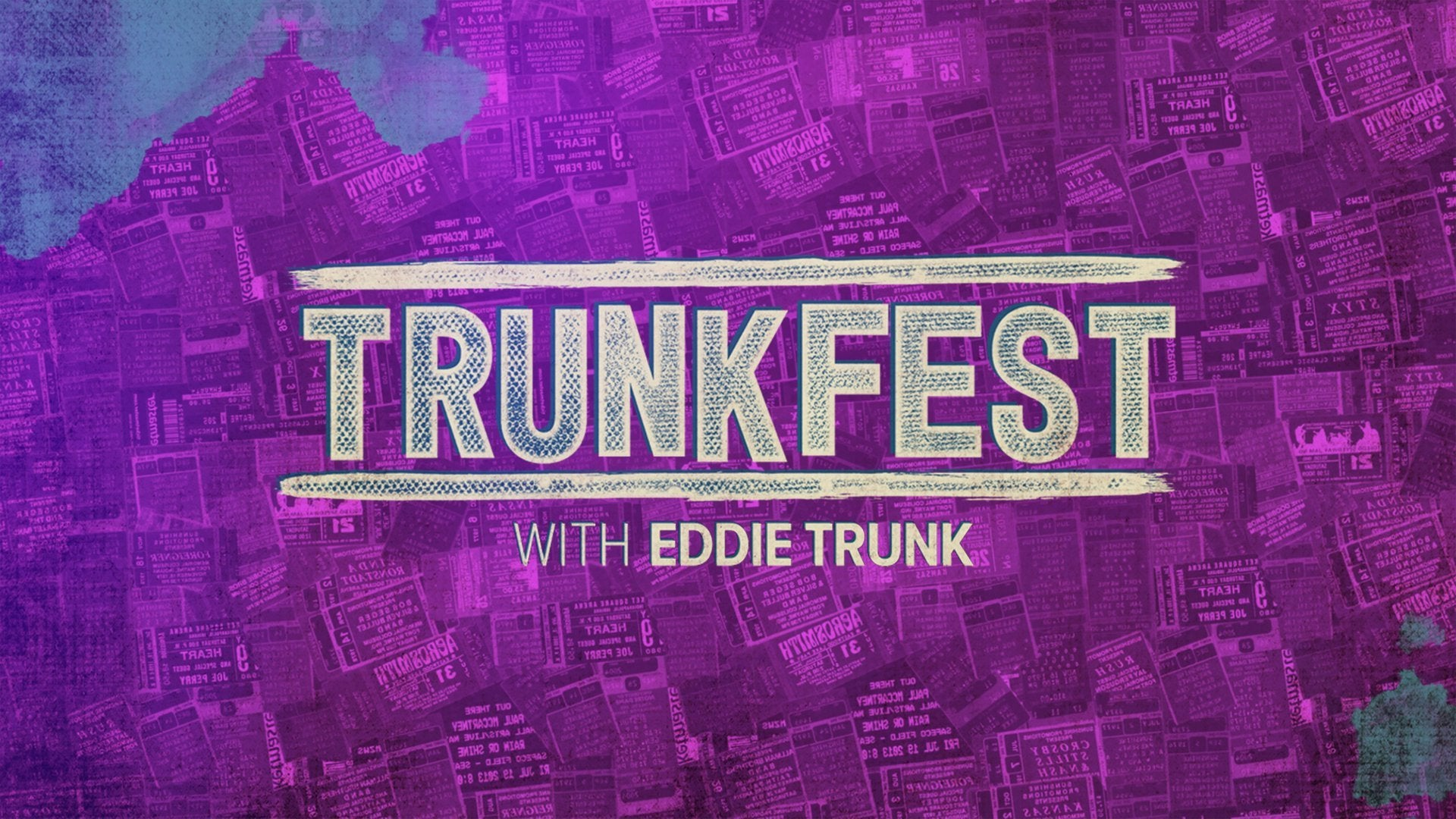 TrunkFest With Eddie Trunk