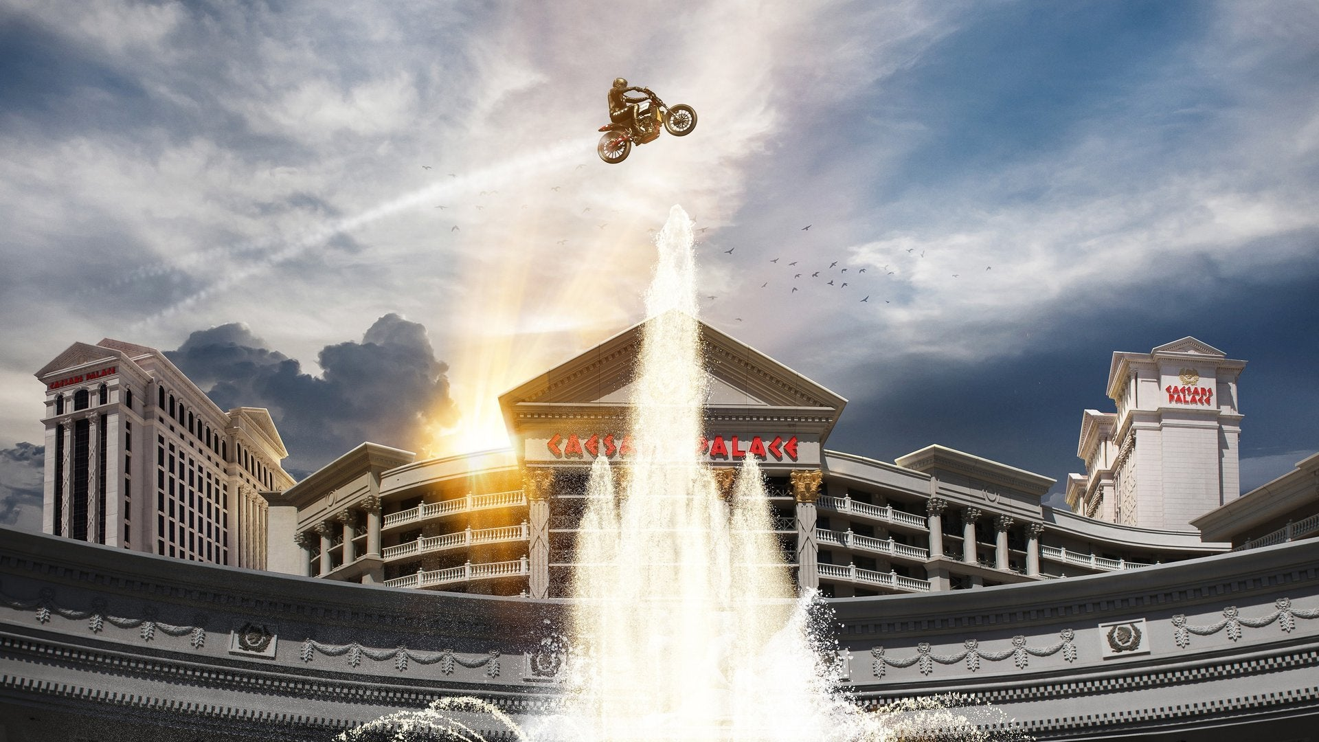 Evel Live: Supercharged