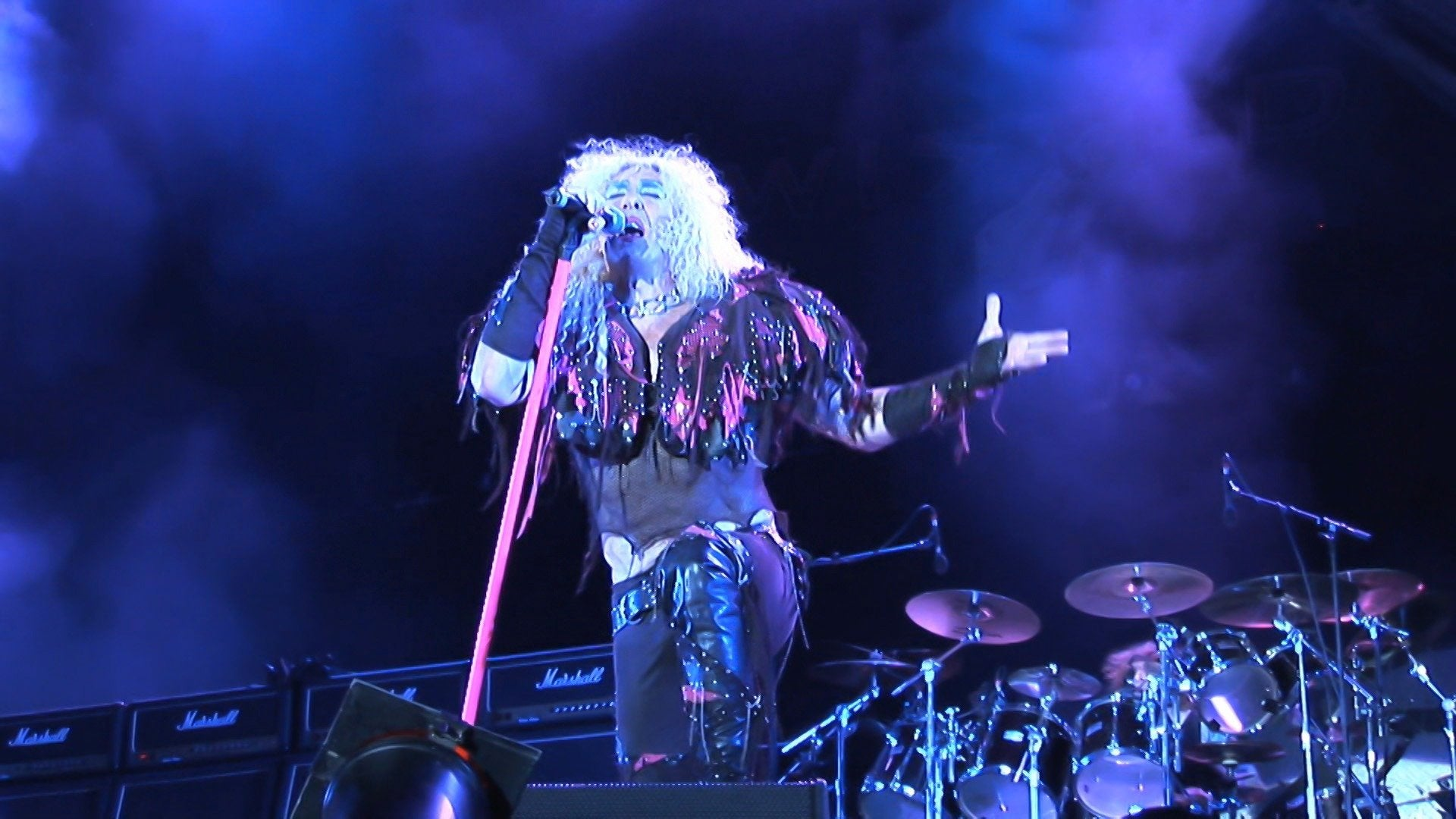 Twisted Sister Live and Loud