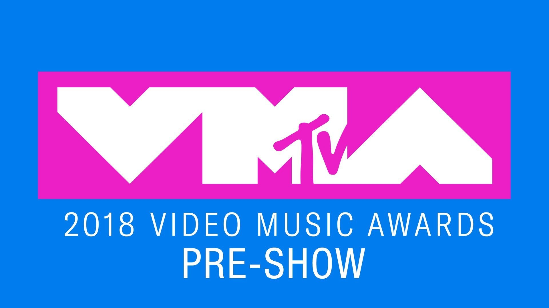2018 MTV Video Music Awards Pre-Show