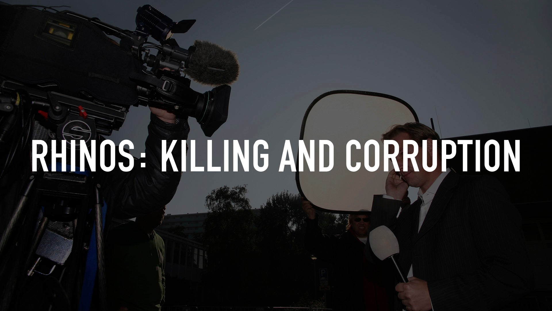 Rhinos: Killing And Corruption