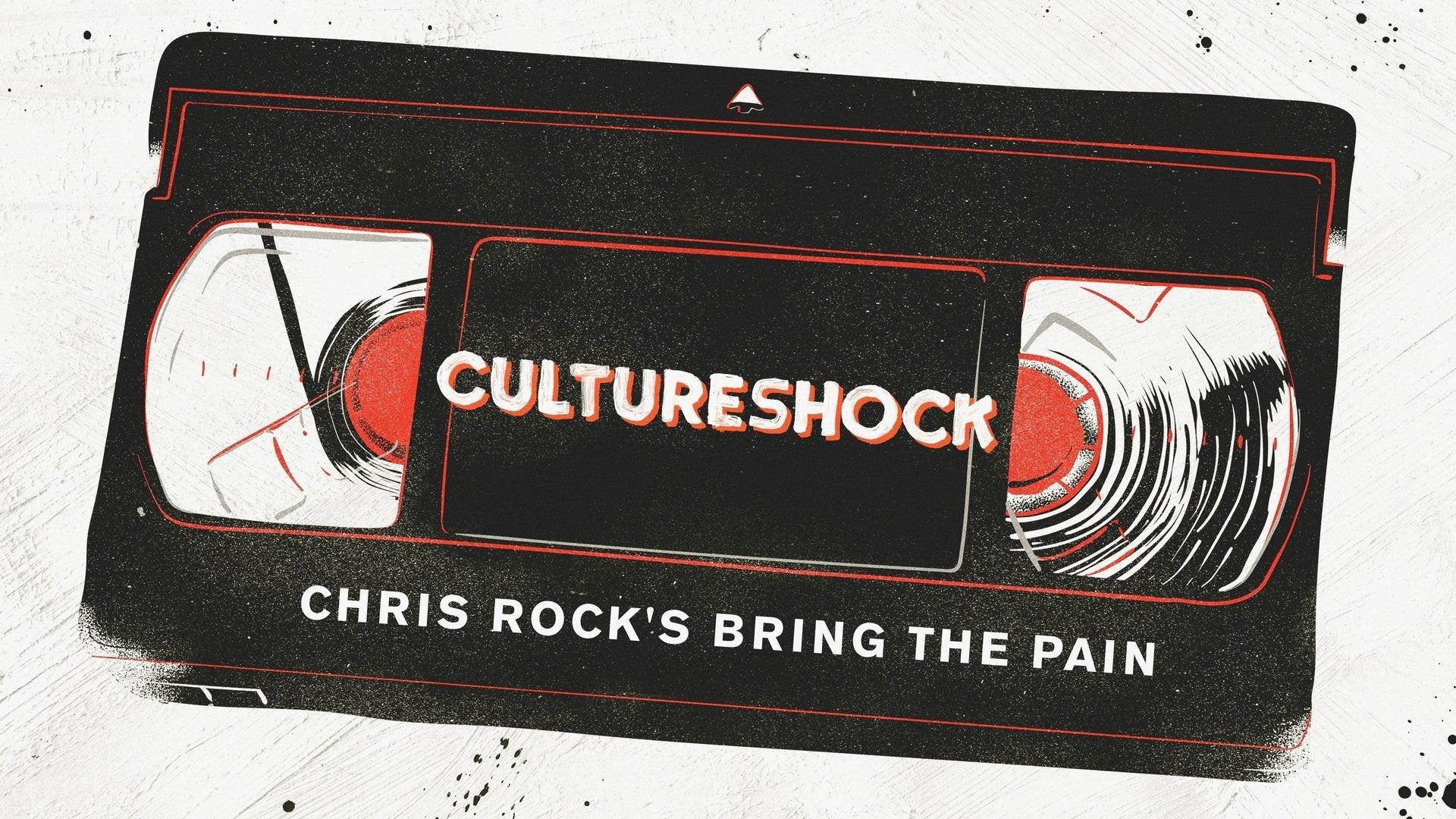 Cultureshock: Chris Rock's Bring the Pain