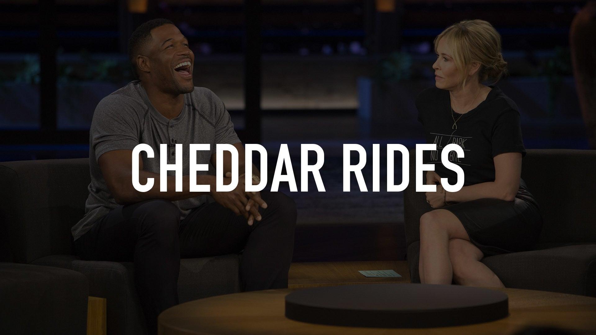 Cheddar Rides