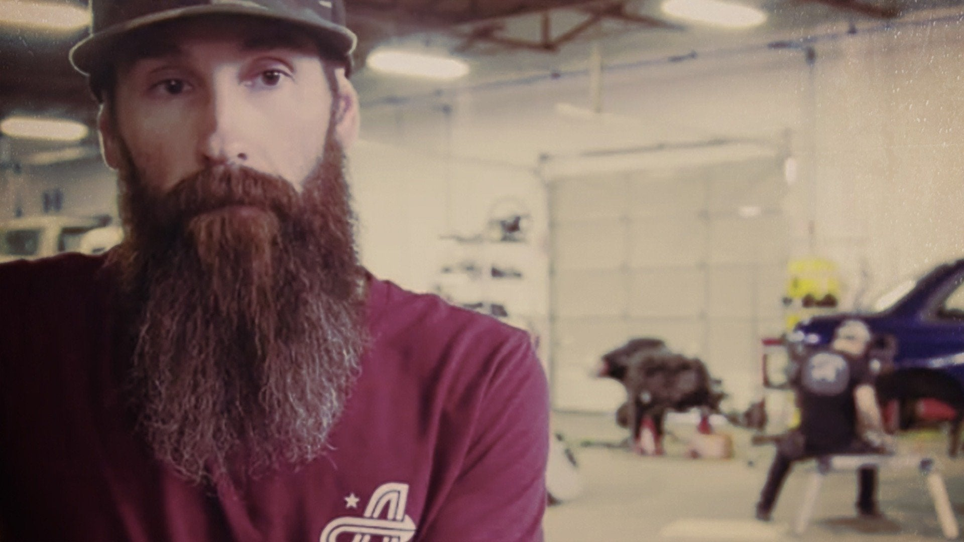 Shifting Gears With Aaron Kaufman: Revved Up