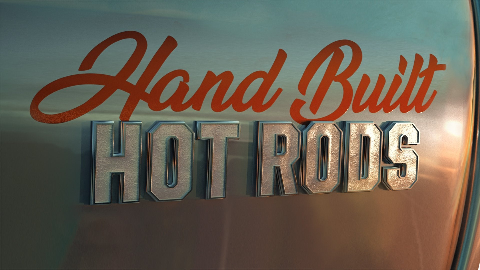 Hand Built Hot Rods