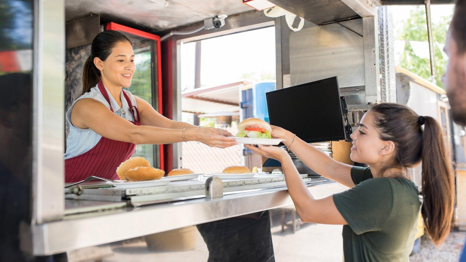 Food Truck Fan Fight