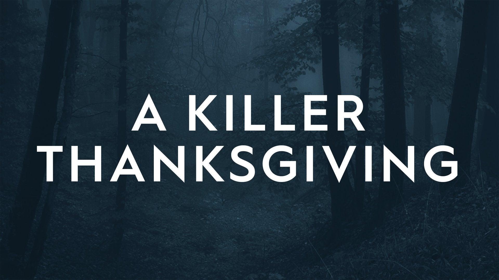 A Killer Thanksgiving