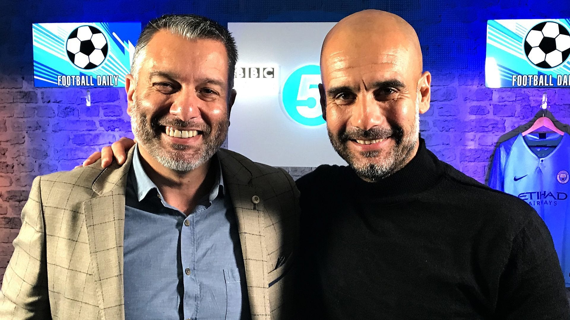 Pep Guardiola: Music and Me