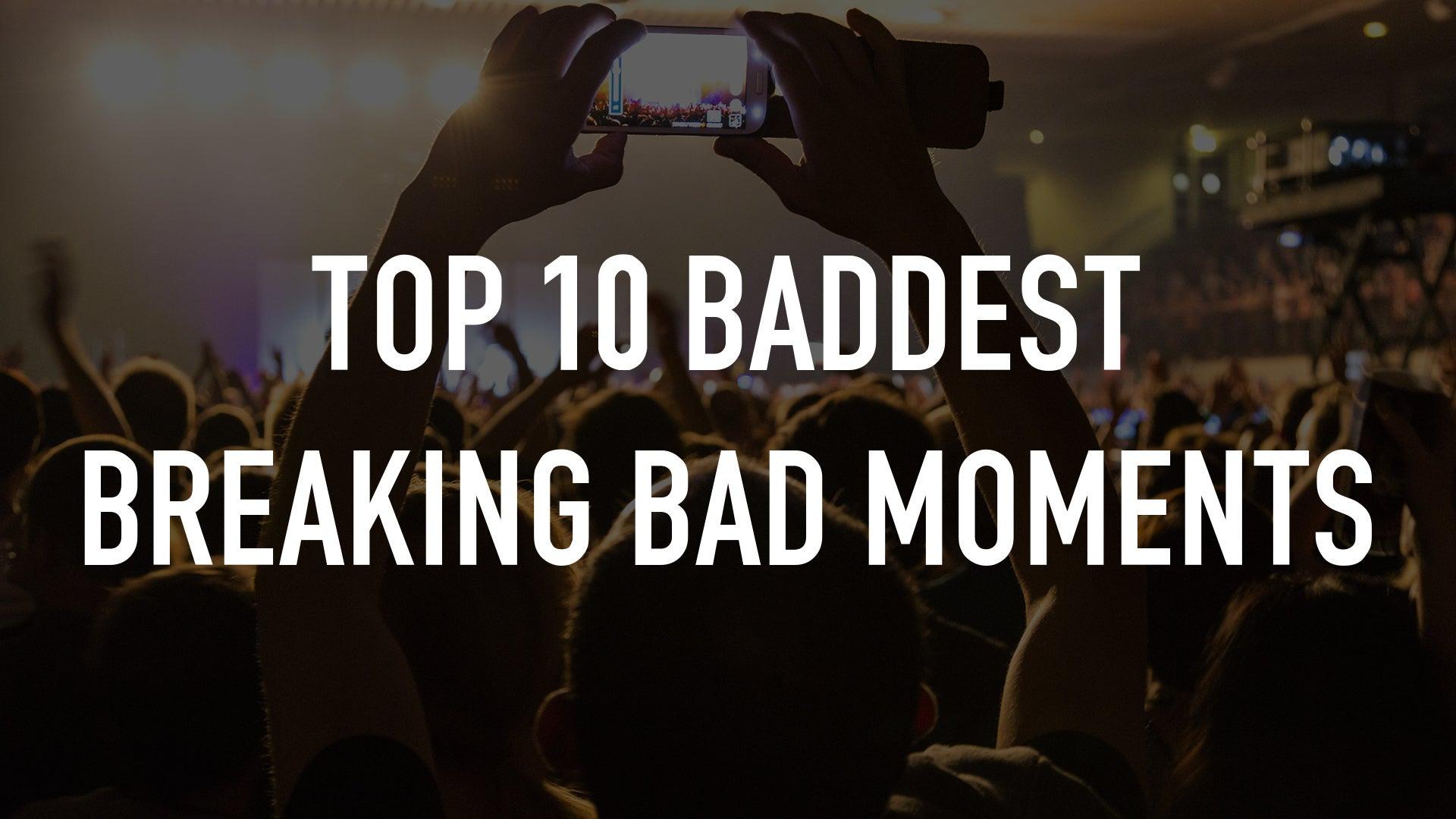 Top 10 Baddest Breaking Bad Moments