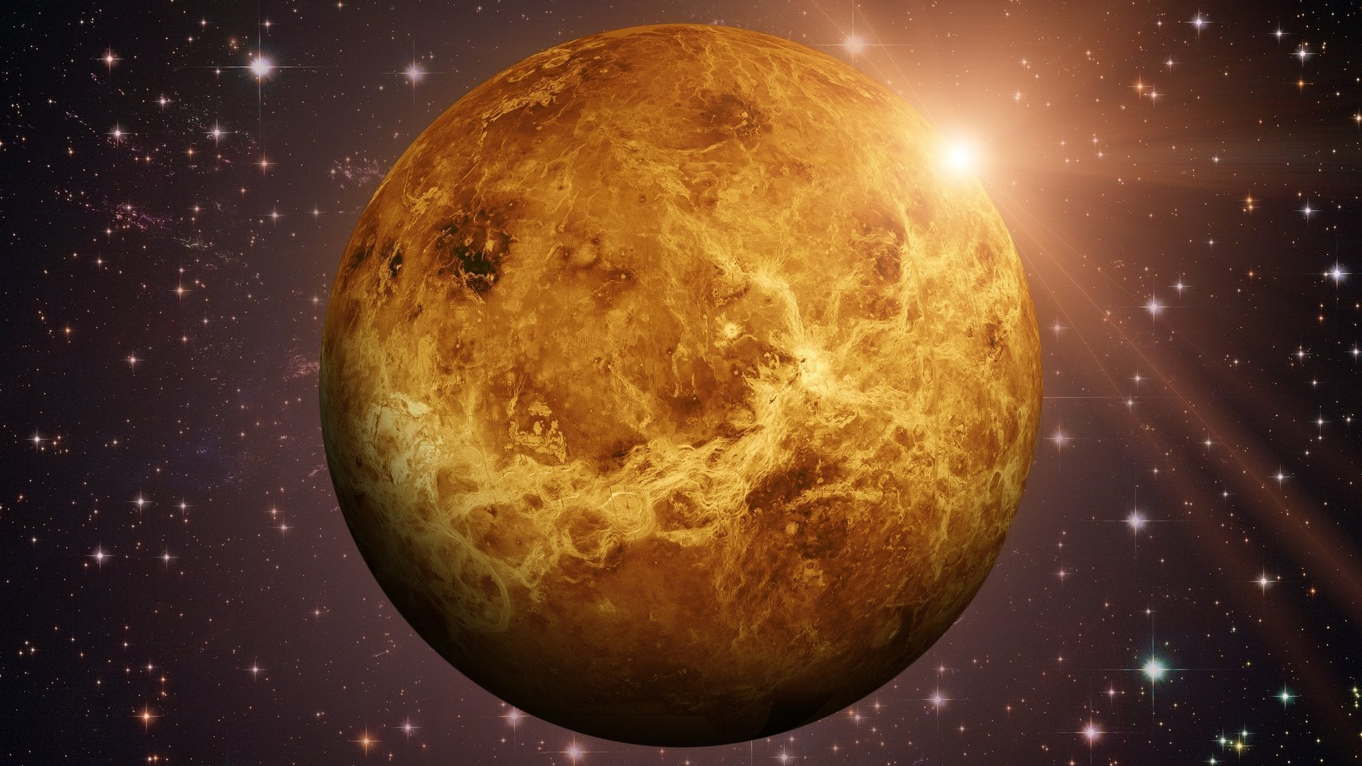 Venus: The Alien Secrets