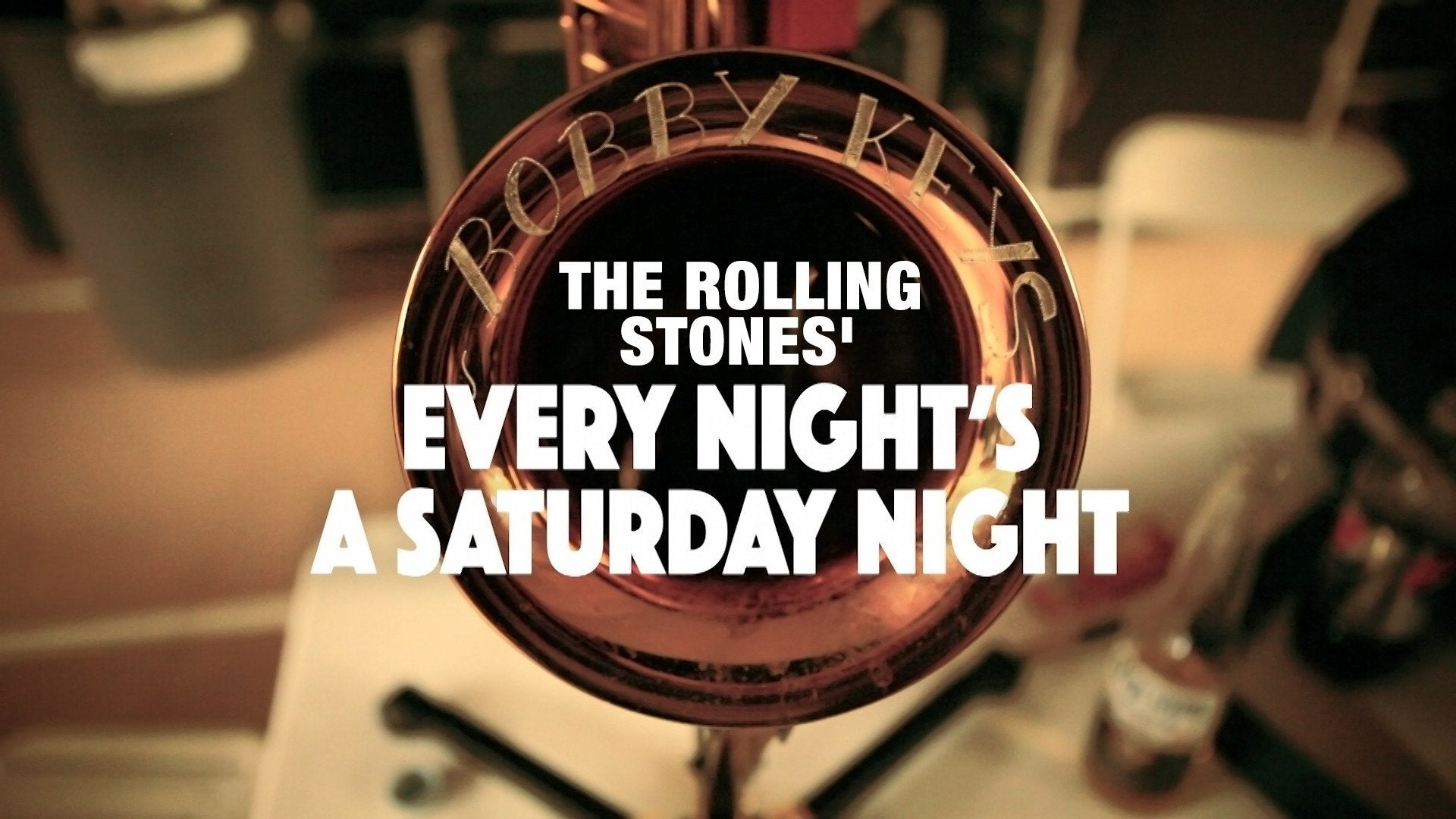 The Rolling Stones' Bobby Keys: Every Night's a Saturday Night