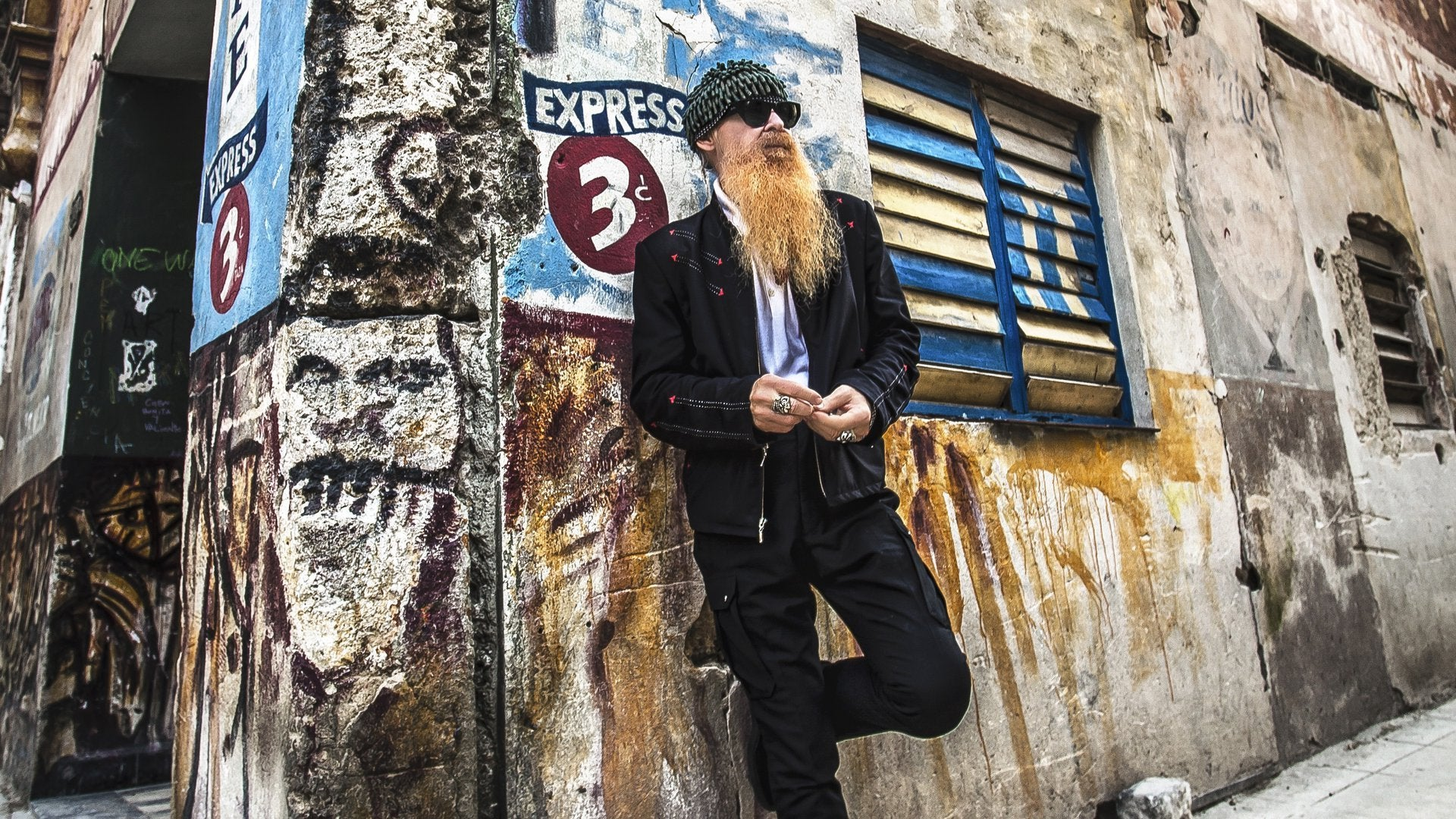 ZZ Top's Billy Gibbons and the BFG's Go to Cuba