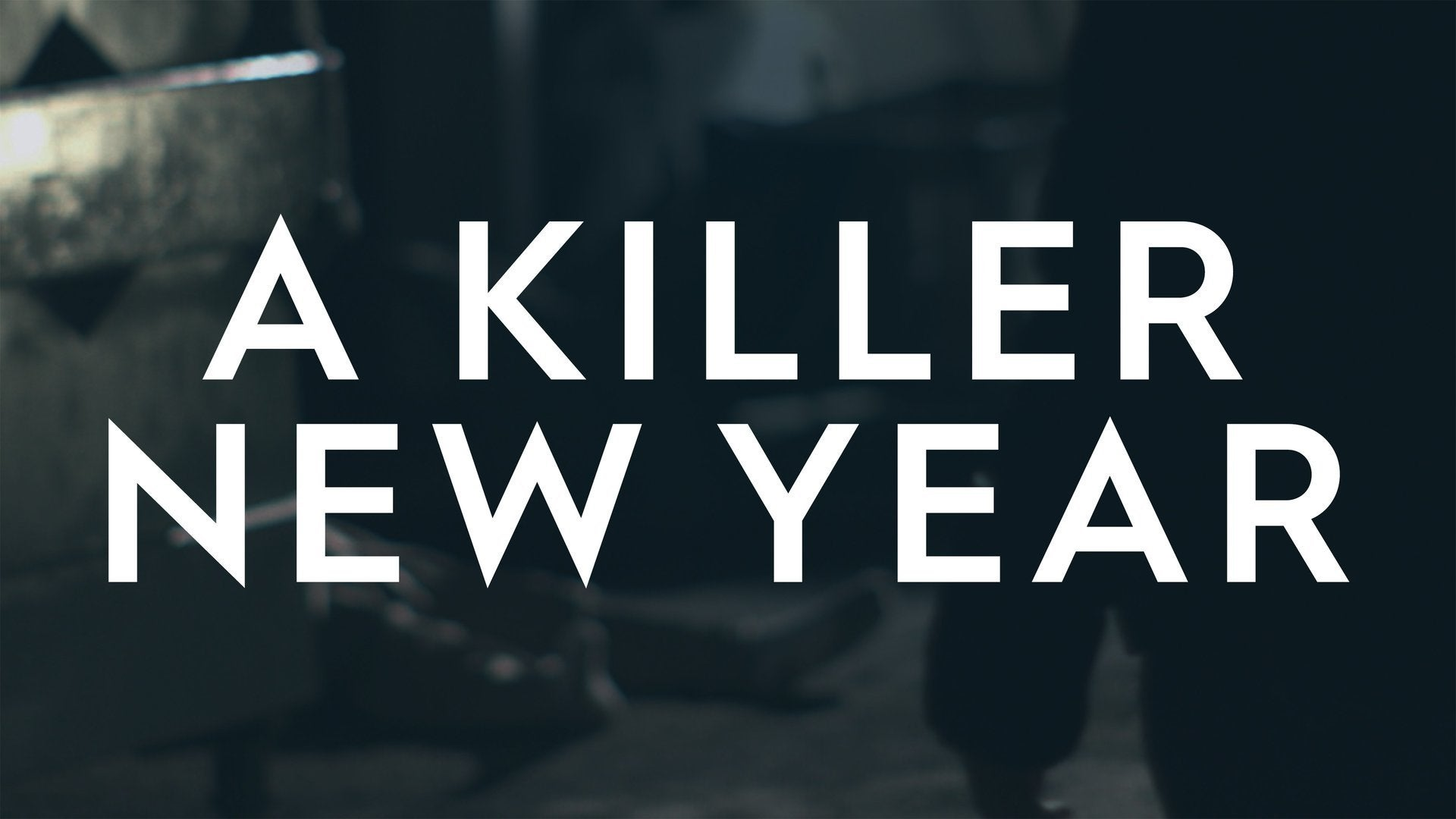 A Killer New Year