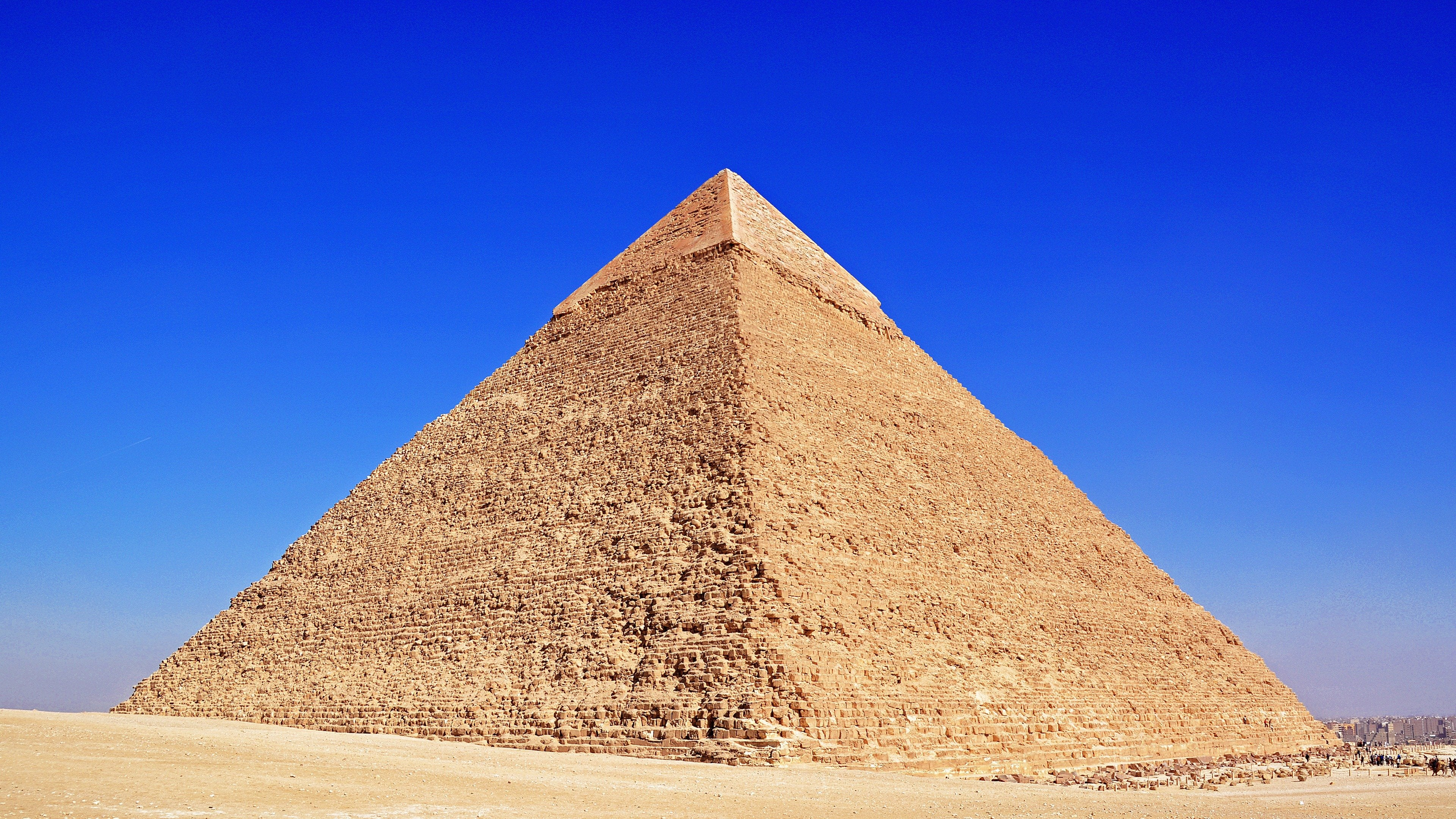 Egypt's Lost Pyramids: The Buried Secrets