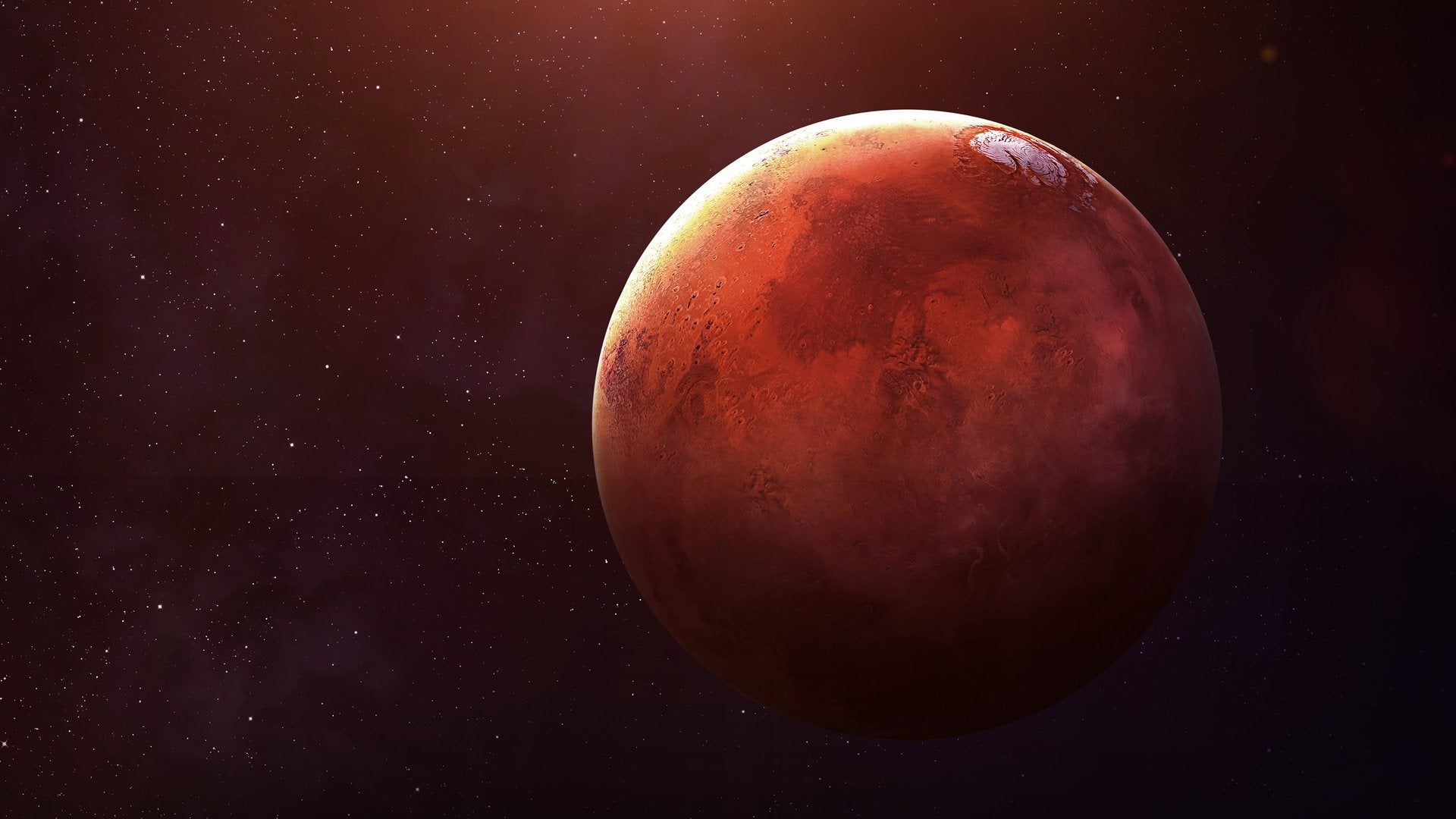 Mars Landing Live: Live from the Red Planet