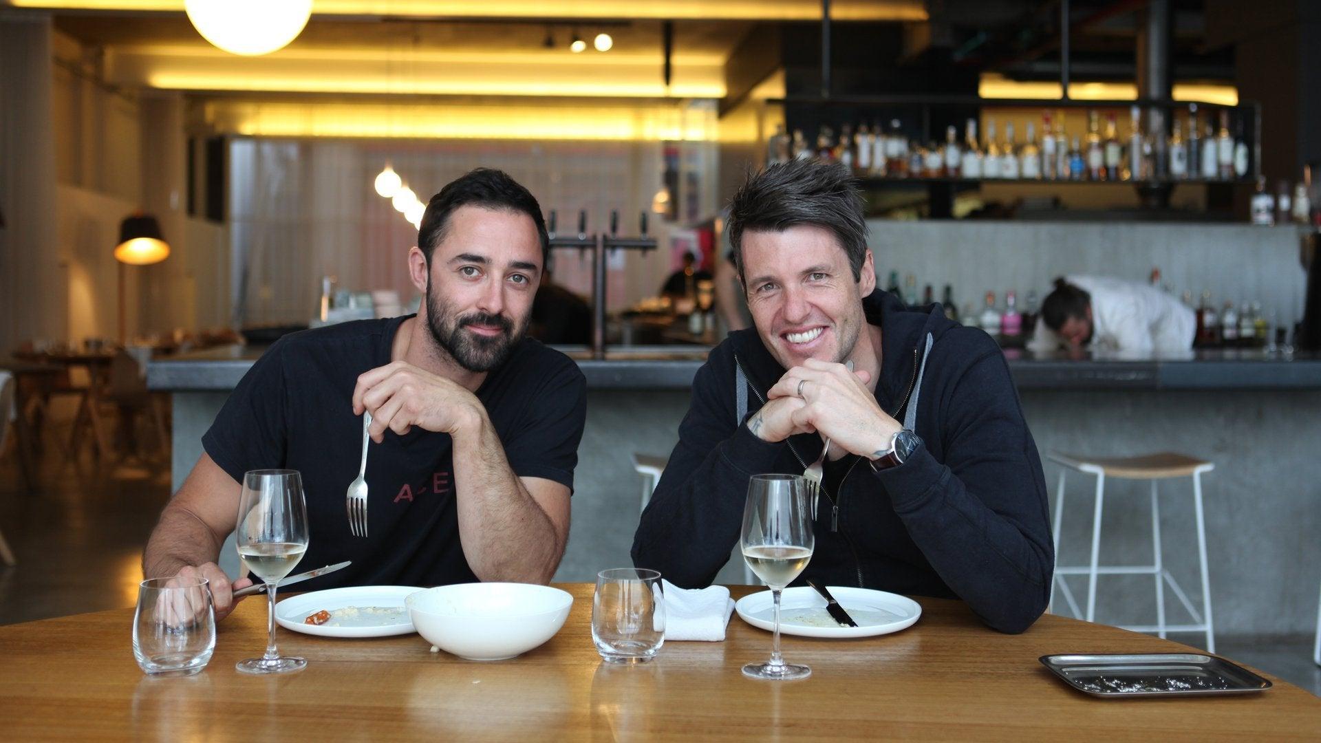 Andy & Ben Eat Australia