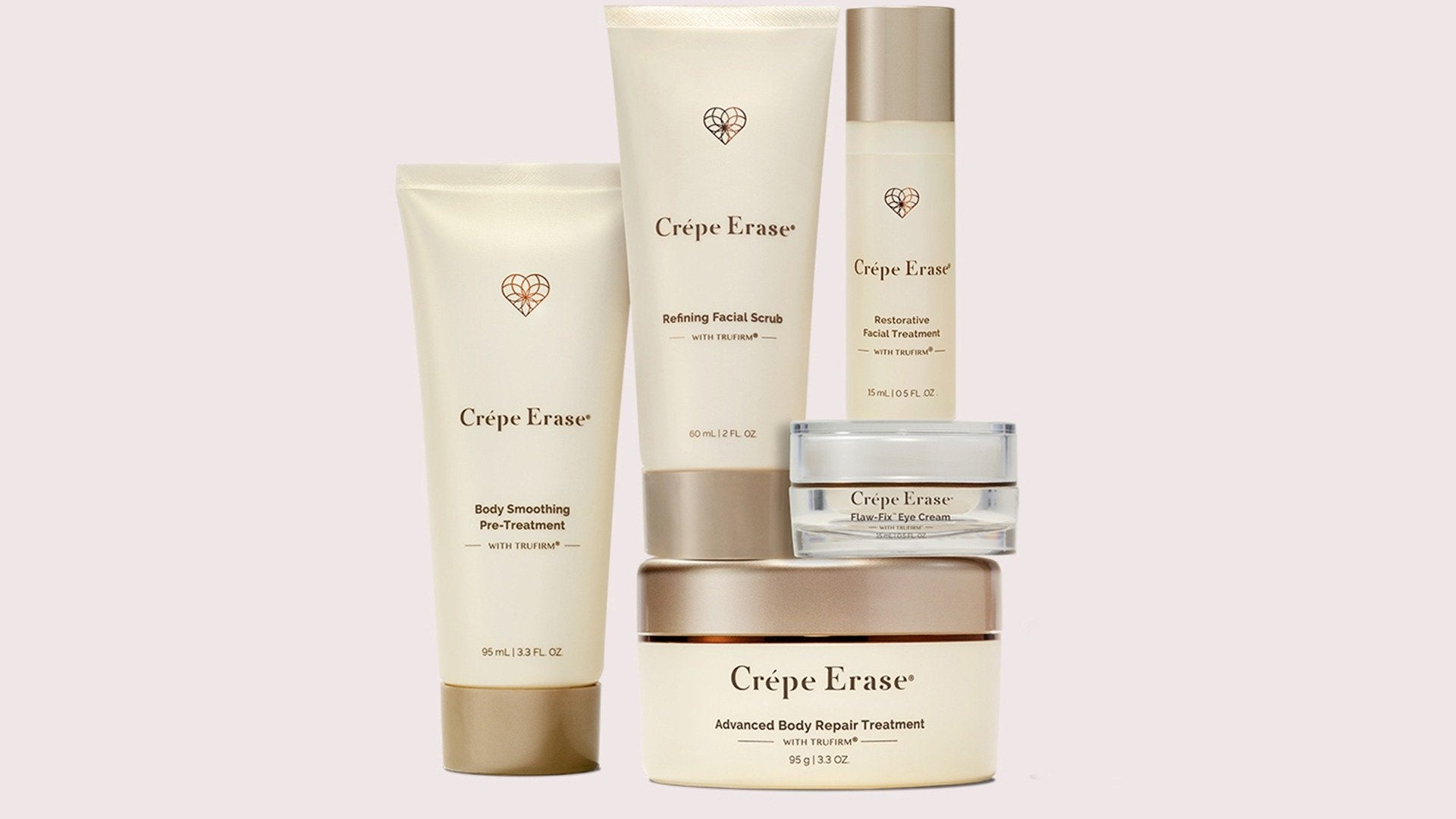 Introducing Crepe Erase Advanced Formula!